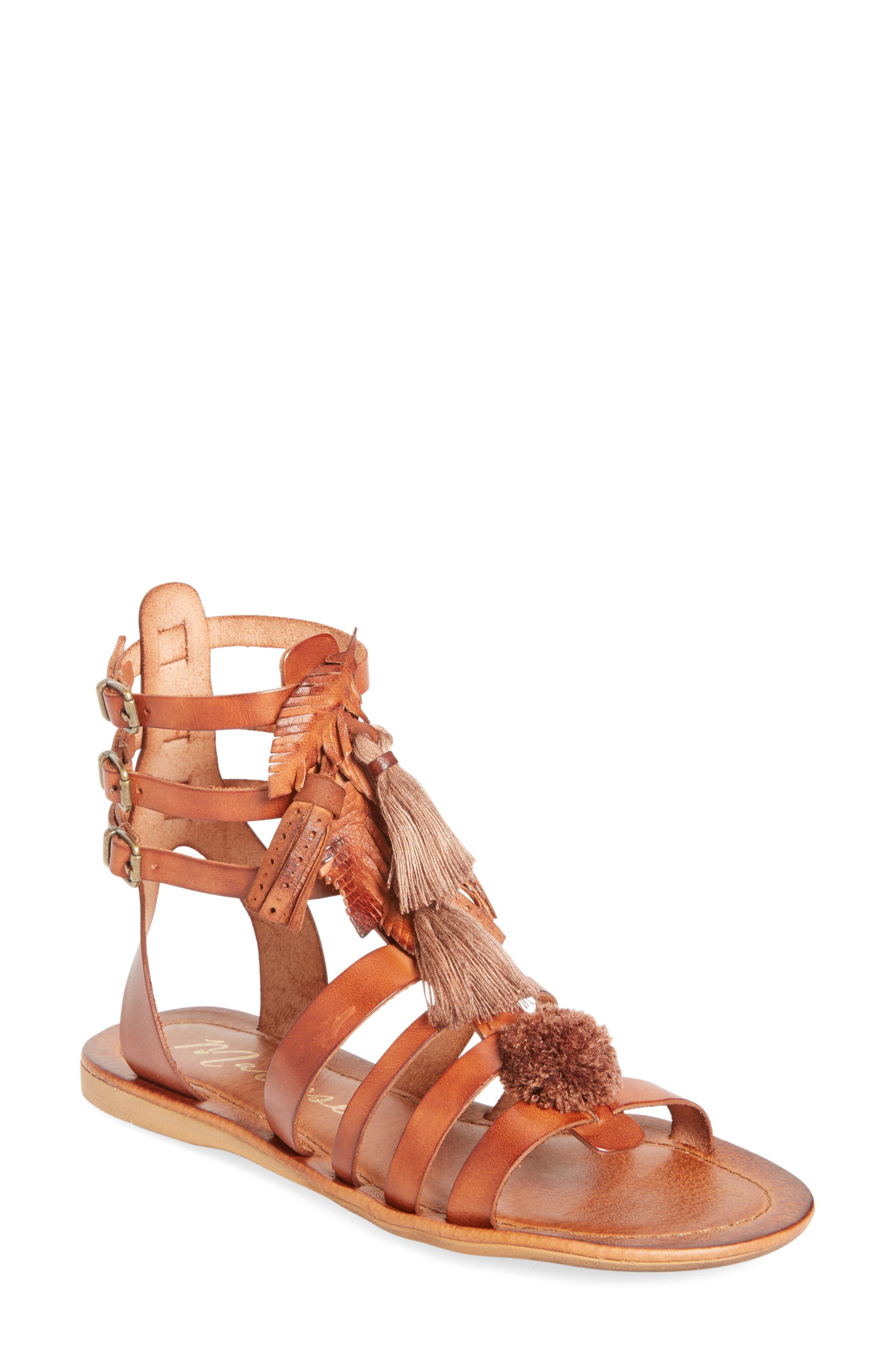 Main Image - Matisse Warrior Gladiator Sandal (Women)
