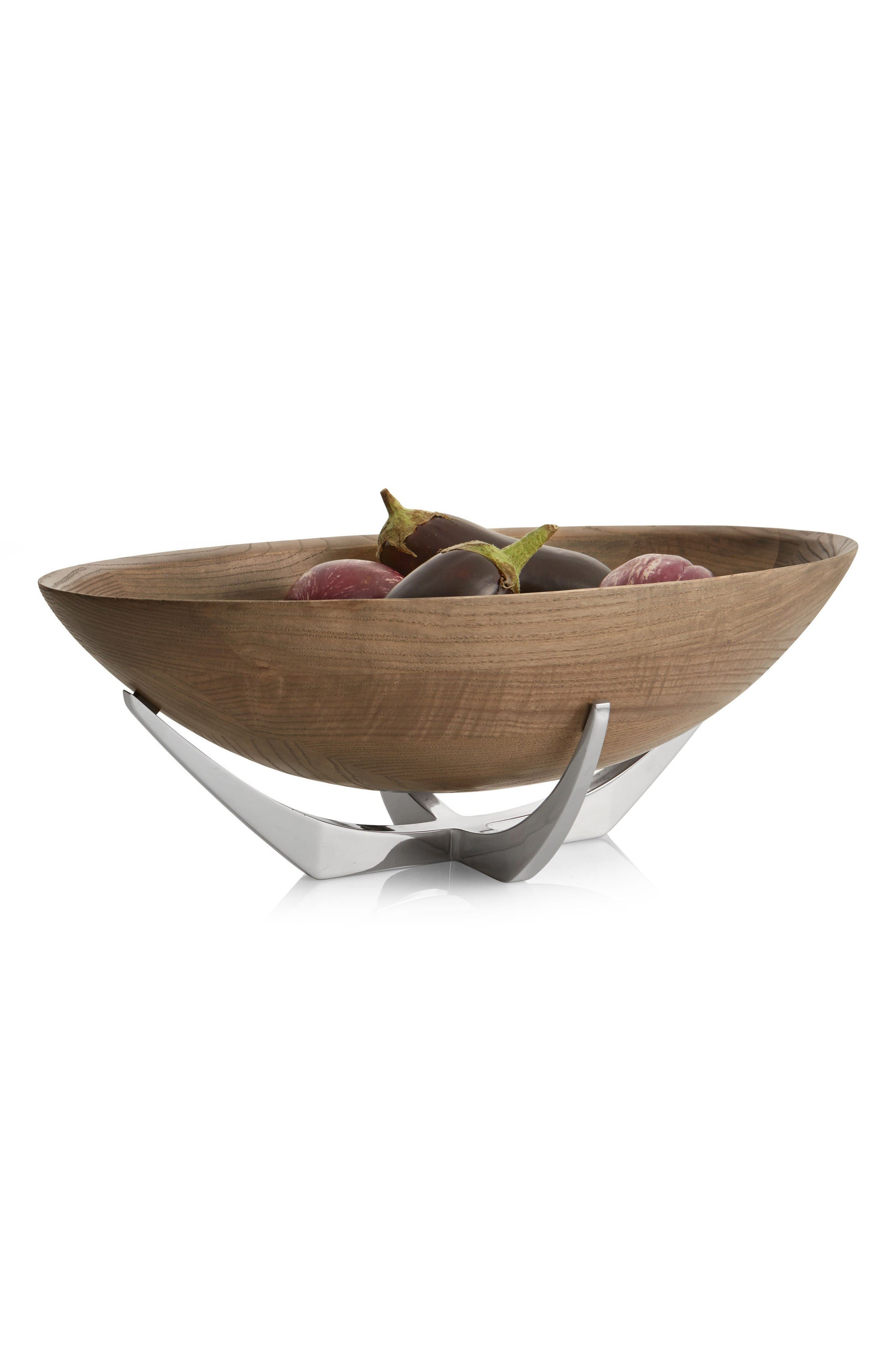 Alternate Image 2  - Nambé Cabo Oval Serving Bowl
