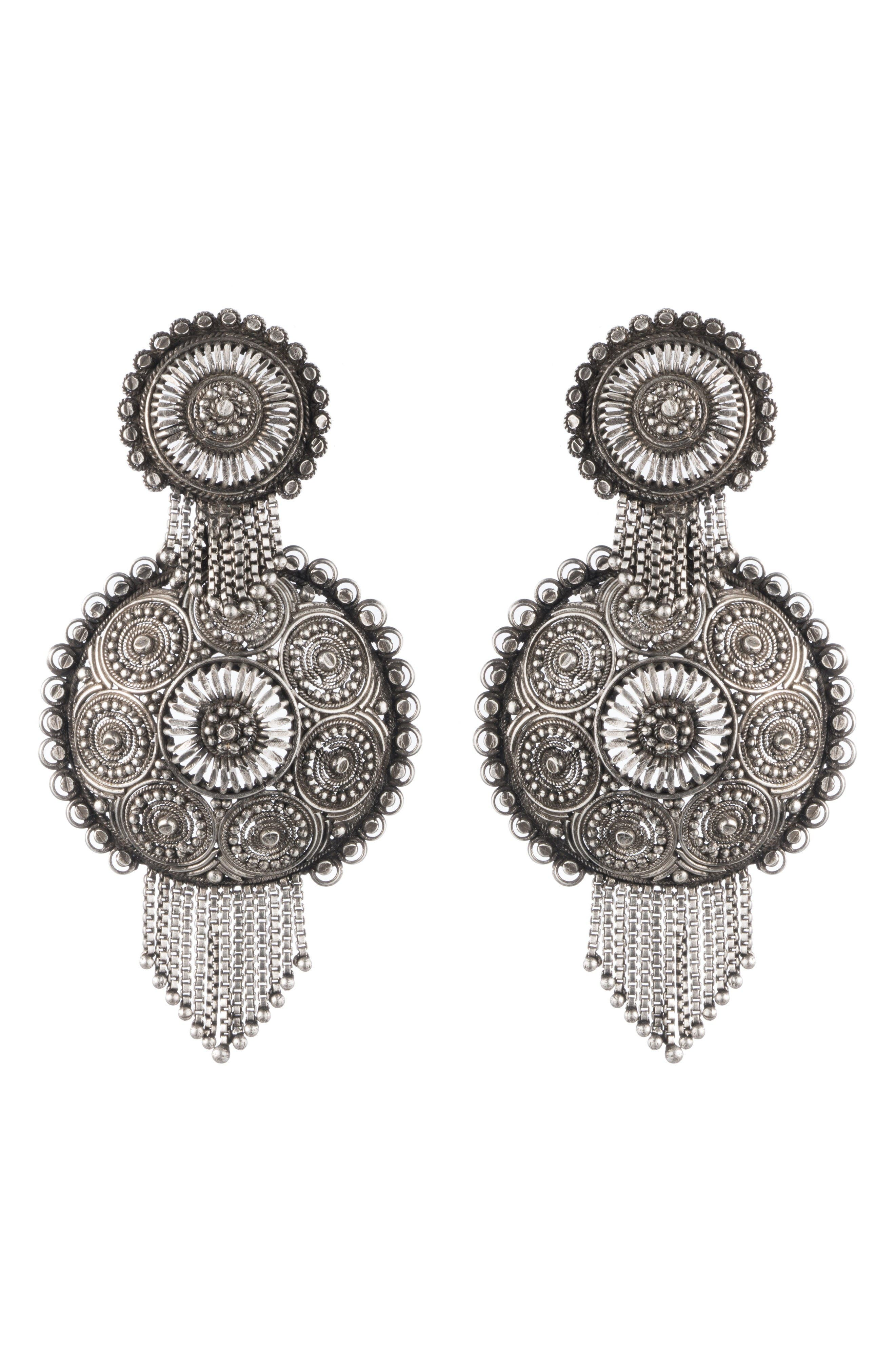DANNIJO Ahava Drop Earrings