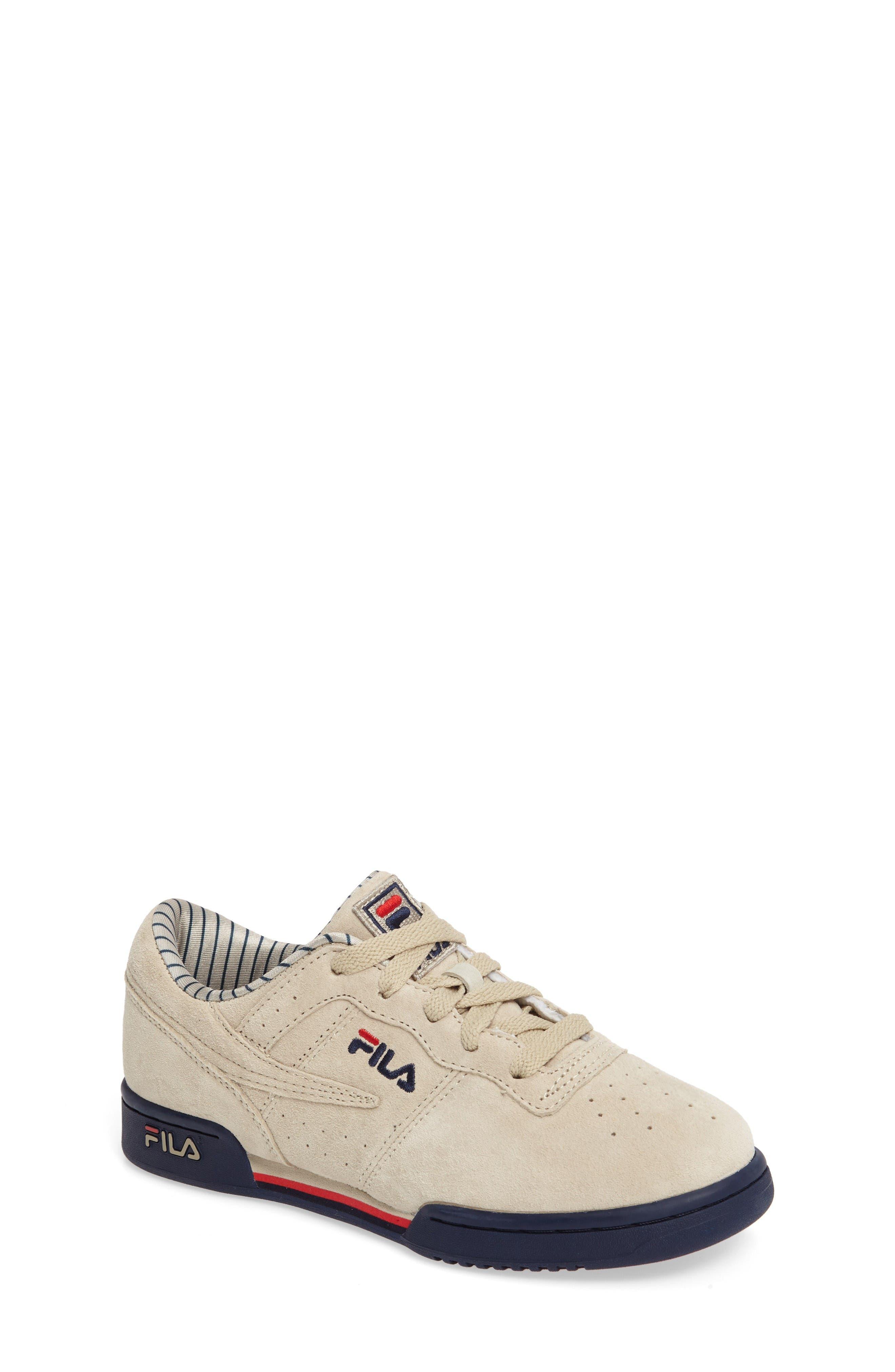 Fila Original Fitness Sneaker (Big Kid)
