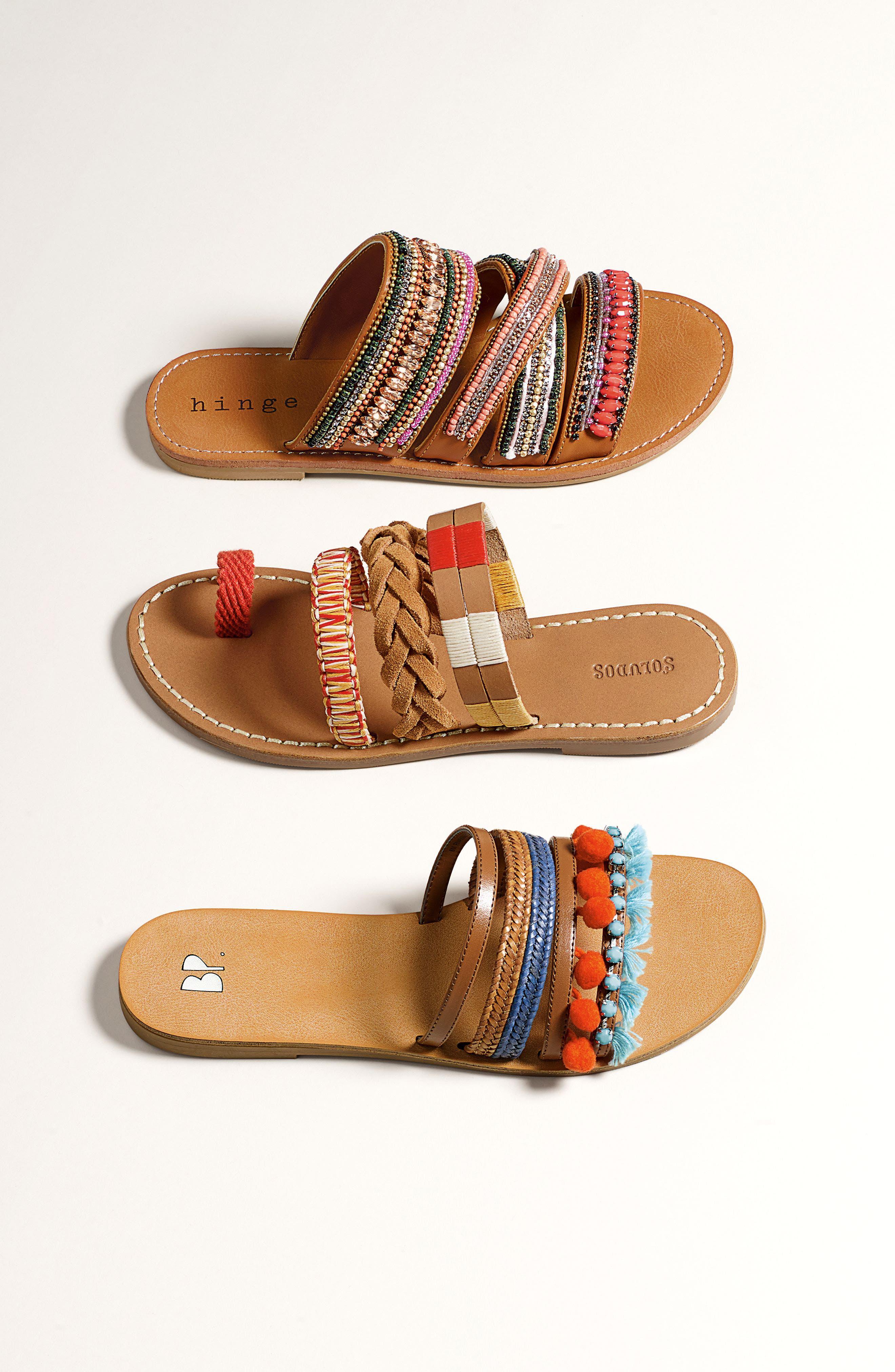 Alternate Image 7  - Soludos Slide Sandal (Women)