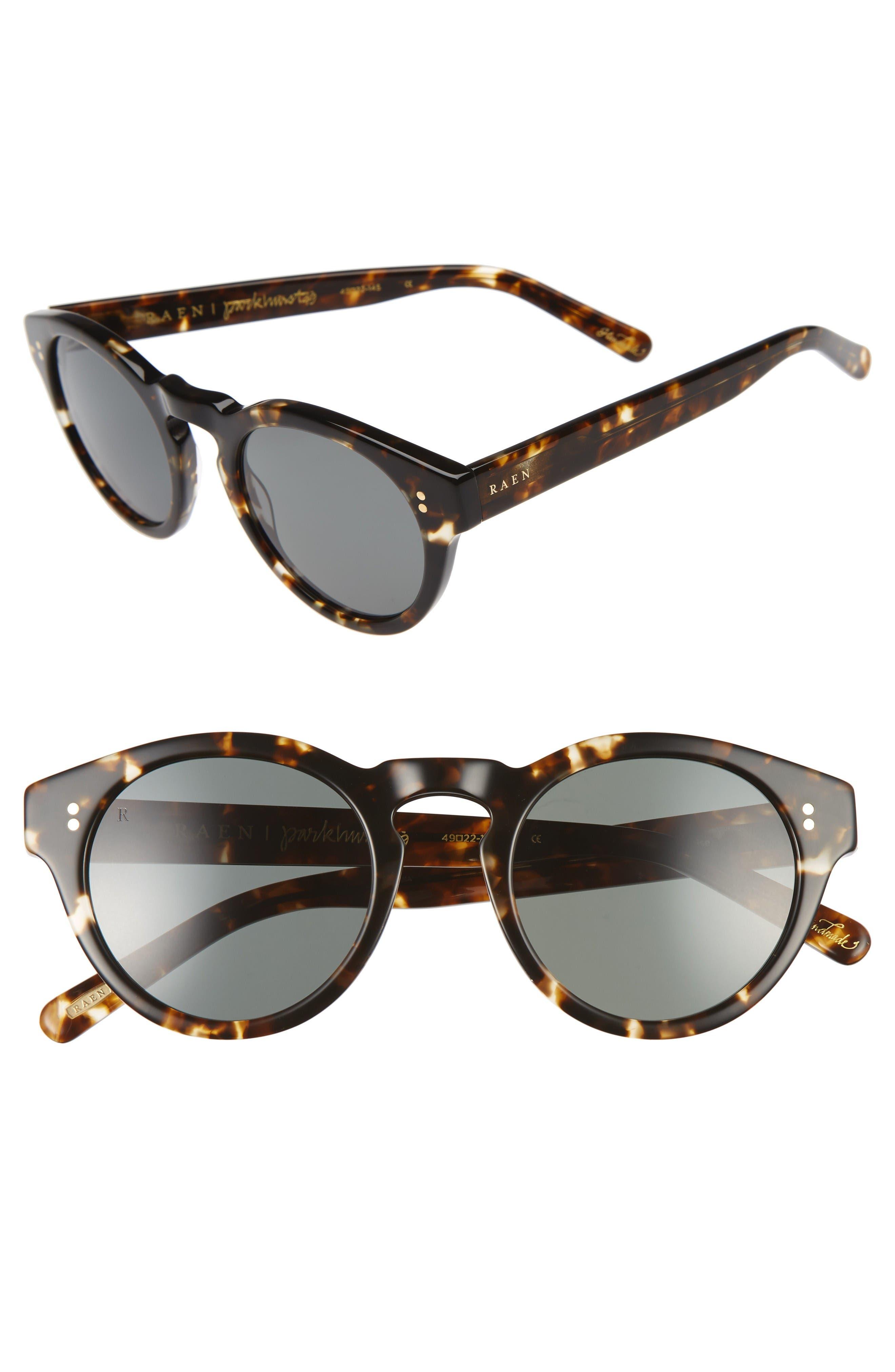 RAEN Parkhurst 49mm Sunglasses