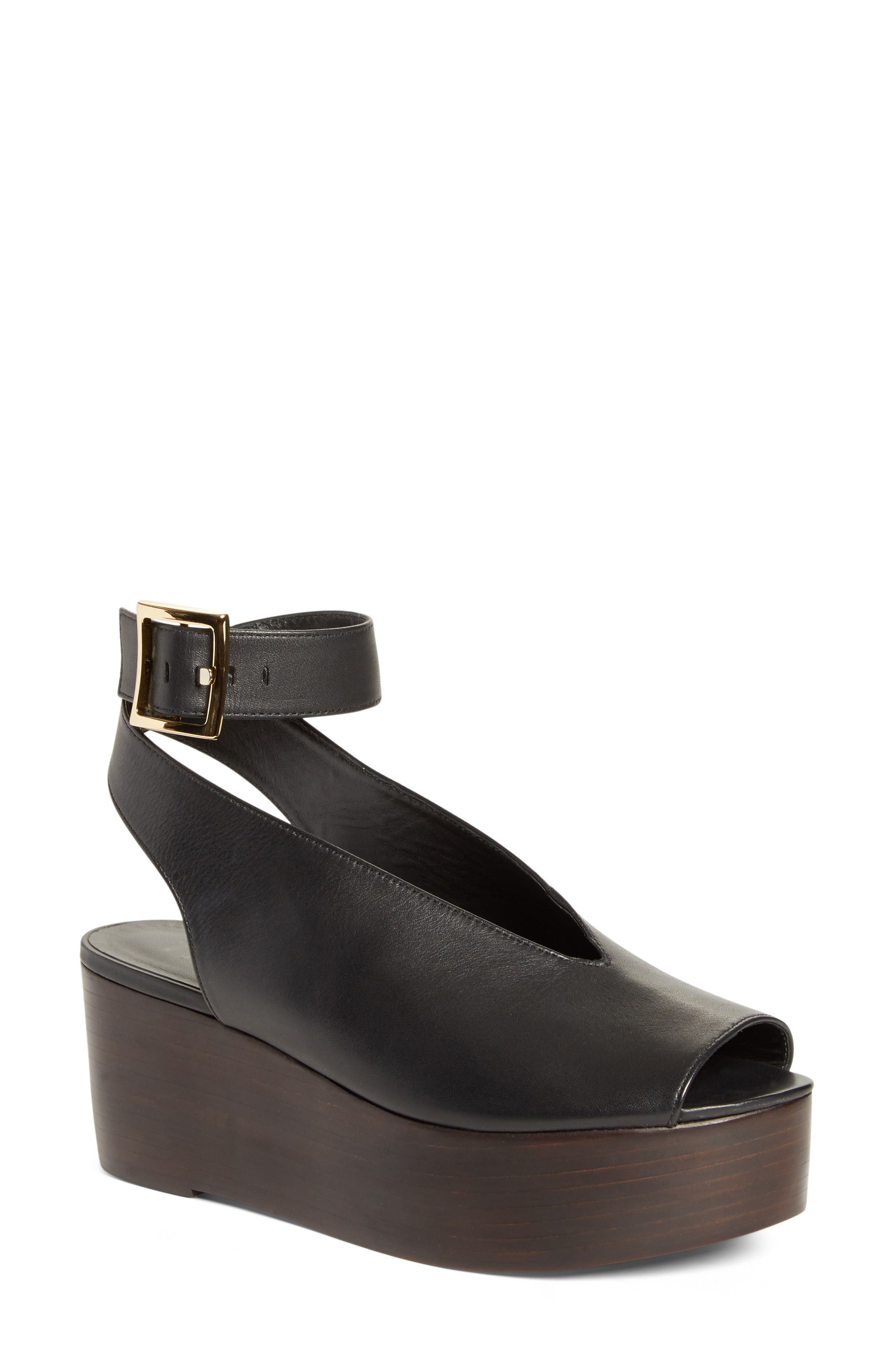 Alternate Image 1 Selected - Tibi Camilla Platform Sandal (Women)