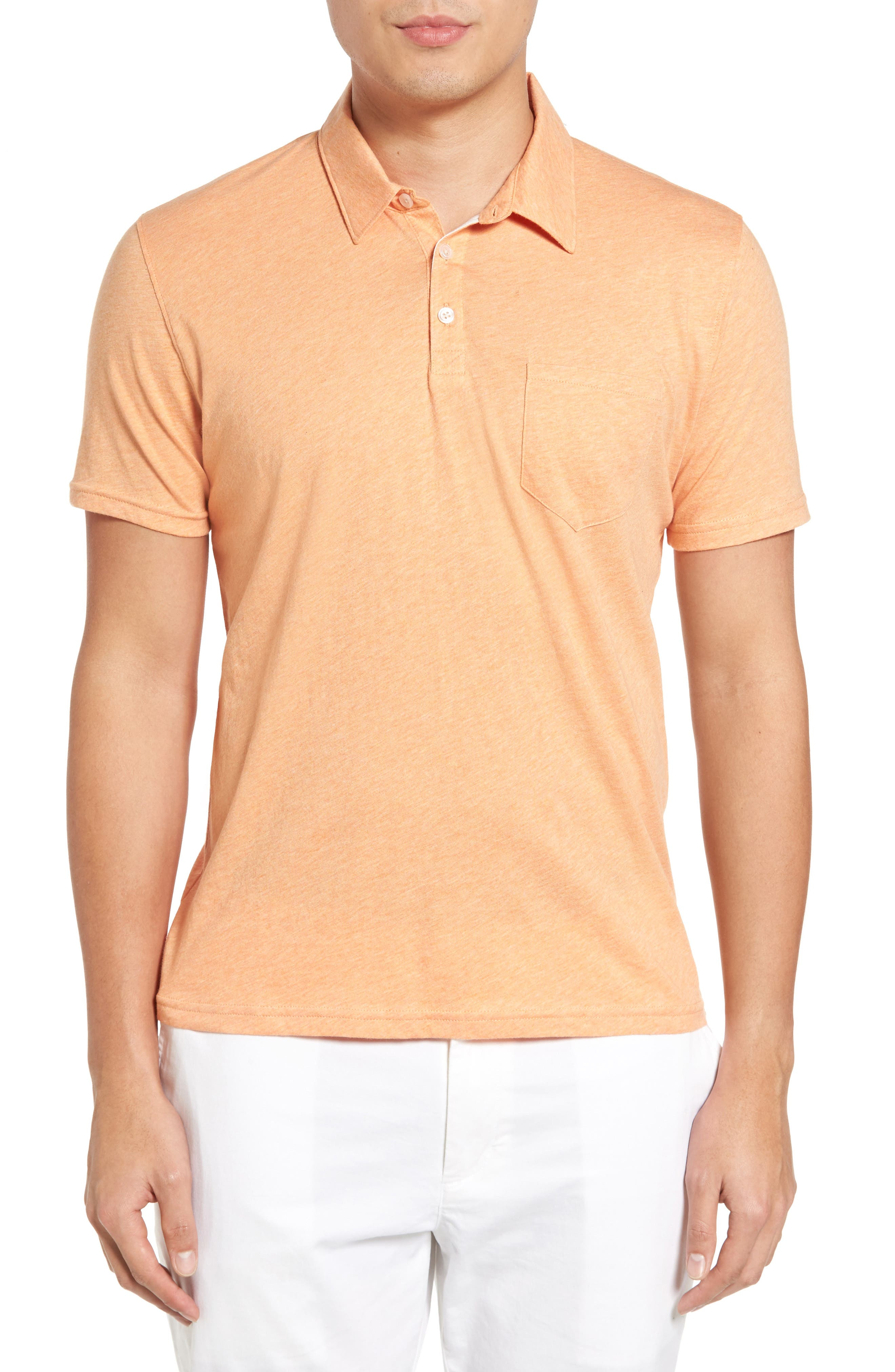 Alternate Image 1 Selected - Zachary Prell Breve Jersey Polo