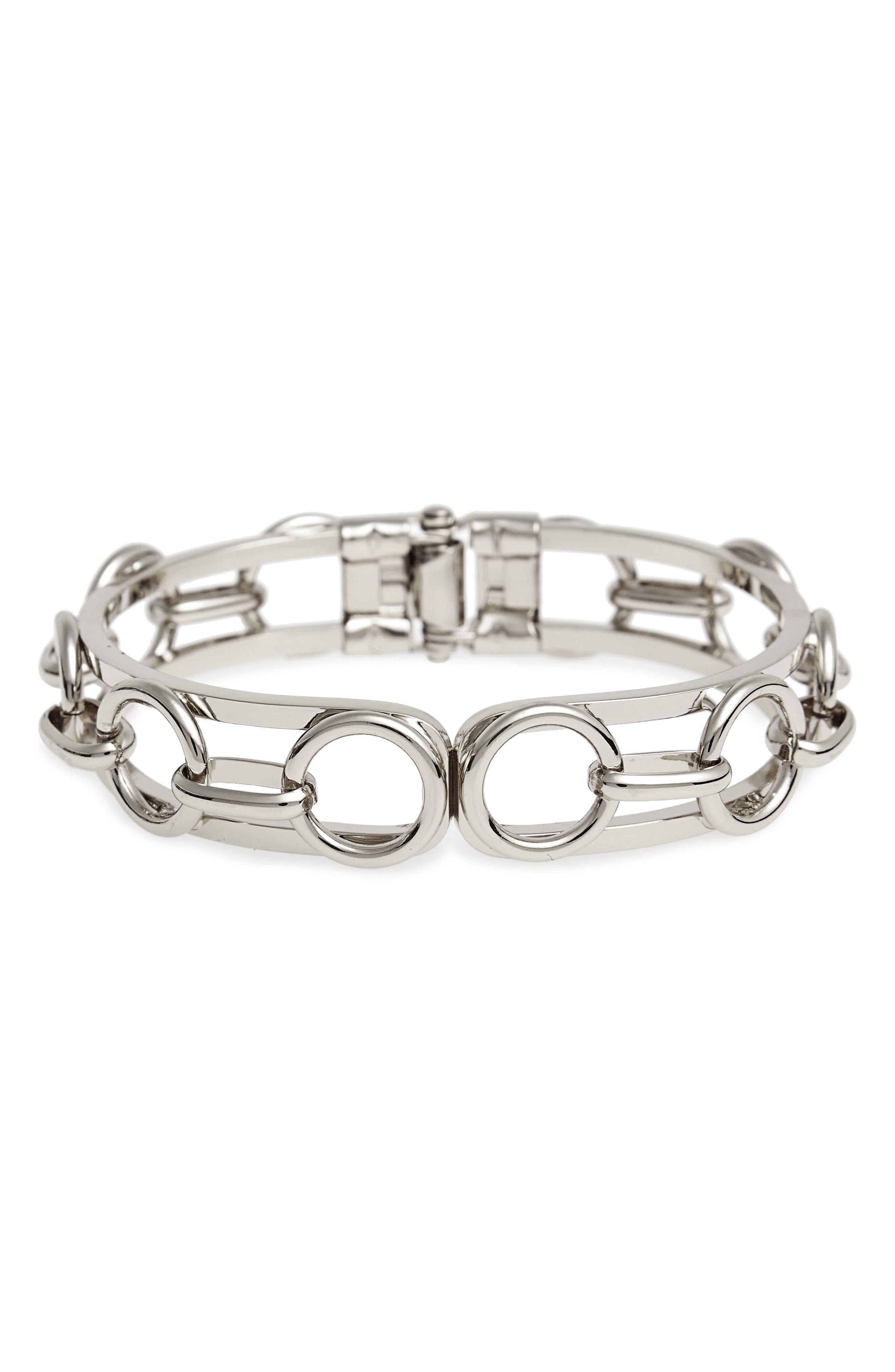 Alternate Image 1 Selected - Nordstrom Circle Link Bracelet