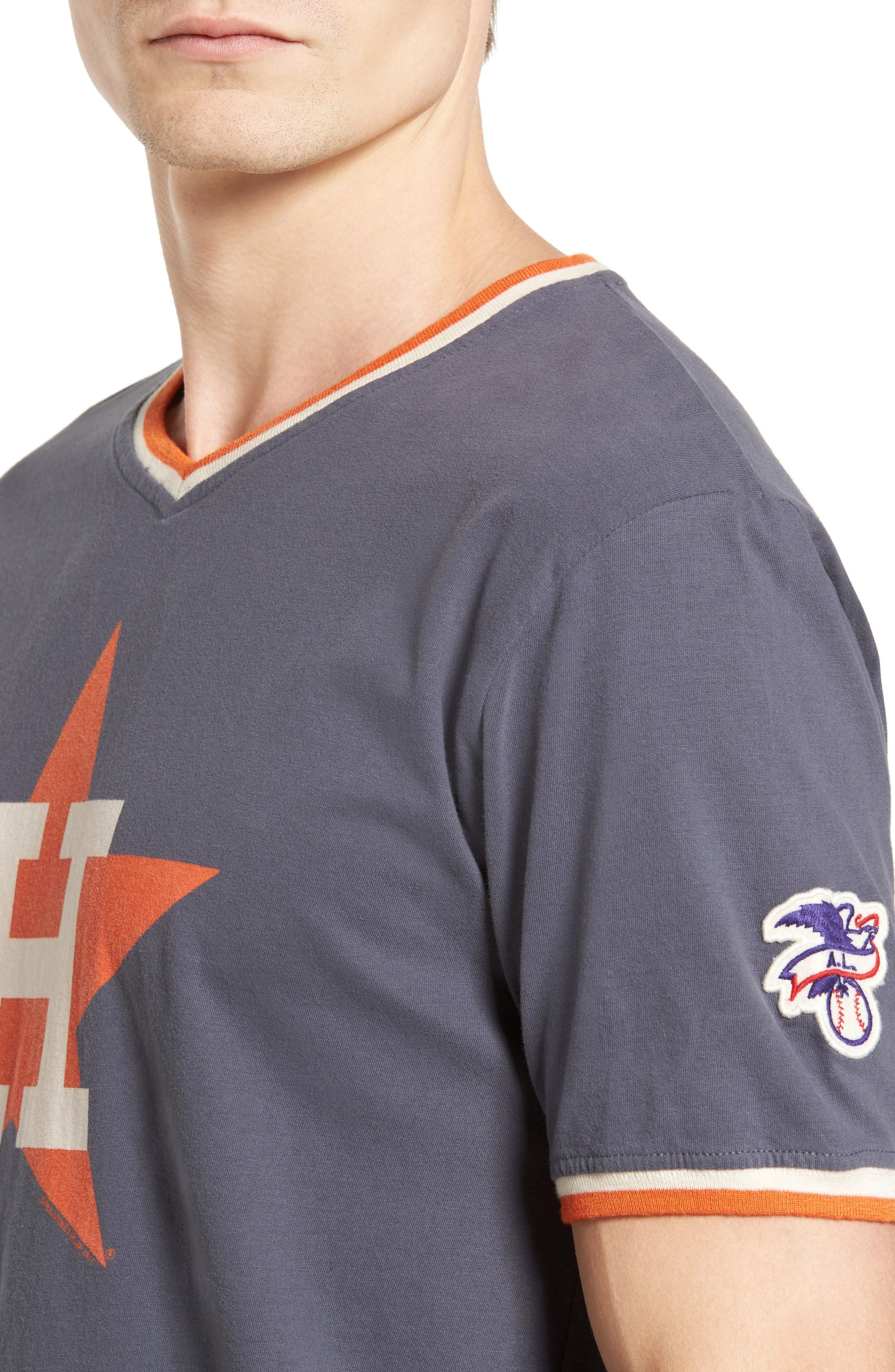 Eastwood Houston Astros T-Shirt,                             Alternate thumbnail 4, color,                             Navy