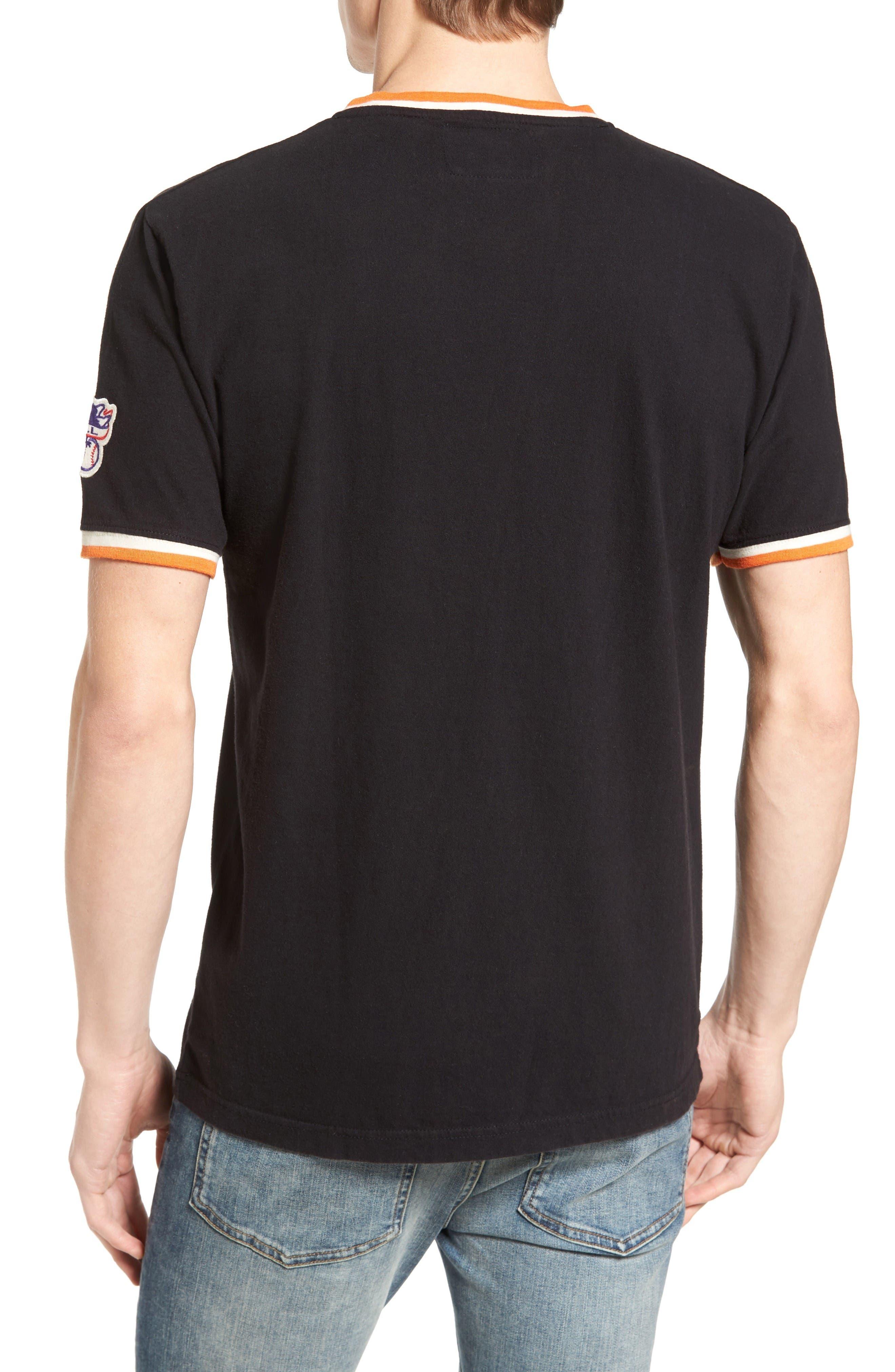 Eastwood Baltimore Orioles T-Shirt,                             Alternate thumbnail 2, color,                             Black