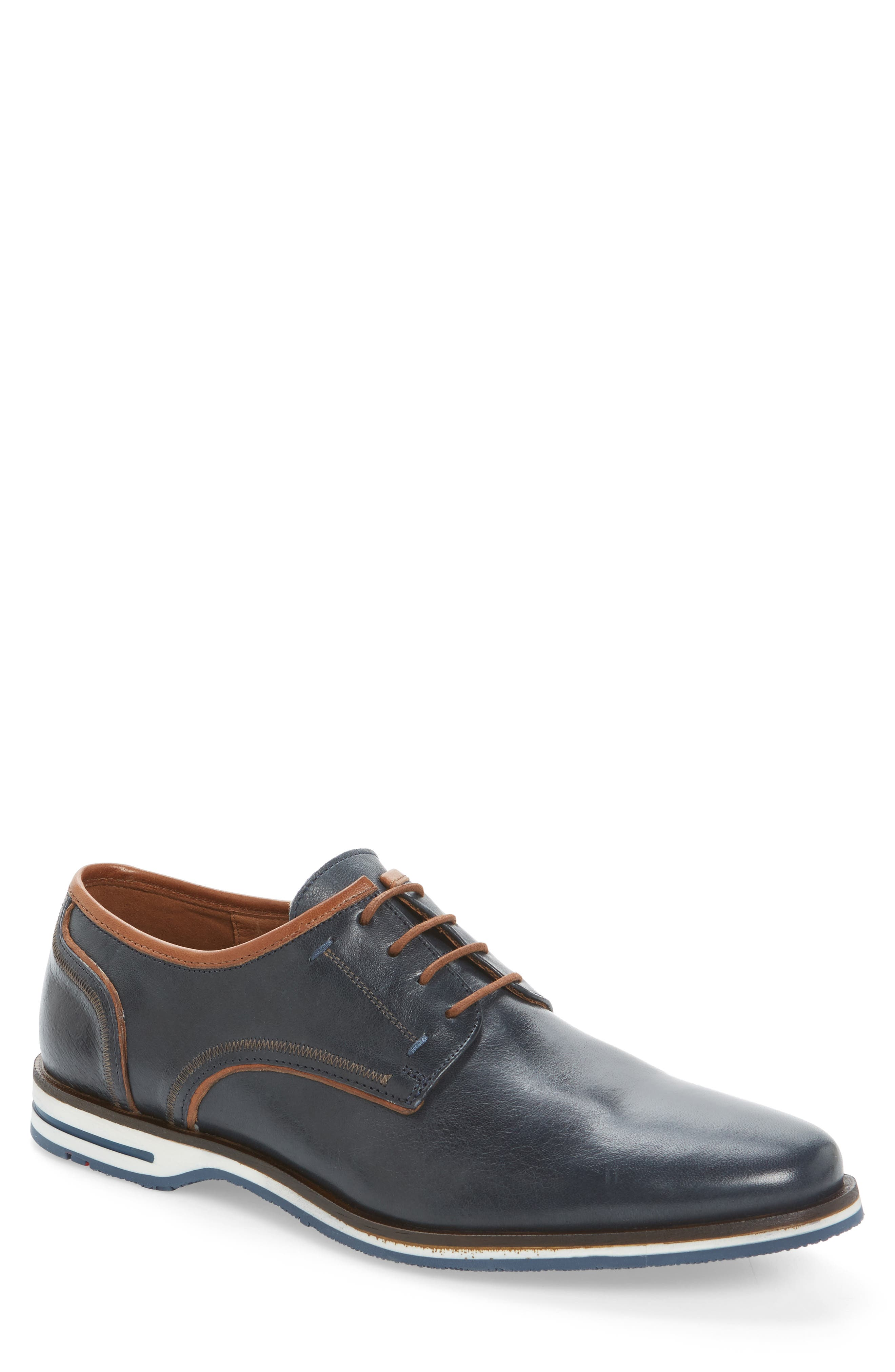 Lloyd Delvin Plain Toe Derby (Men)