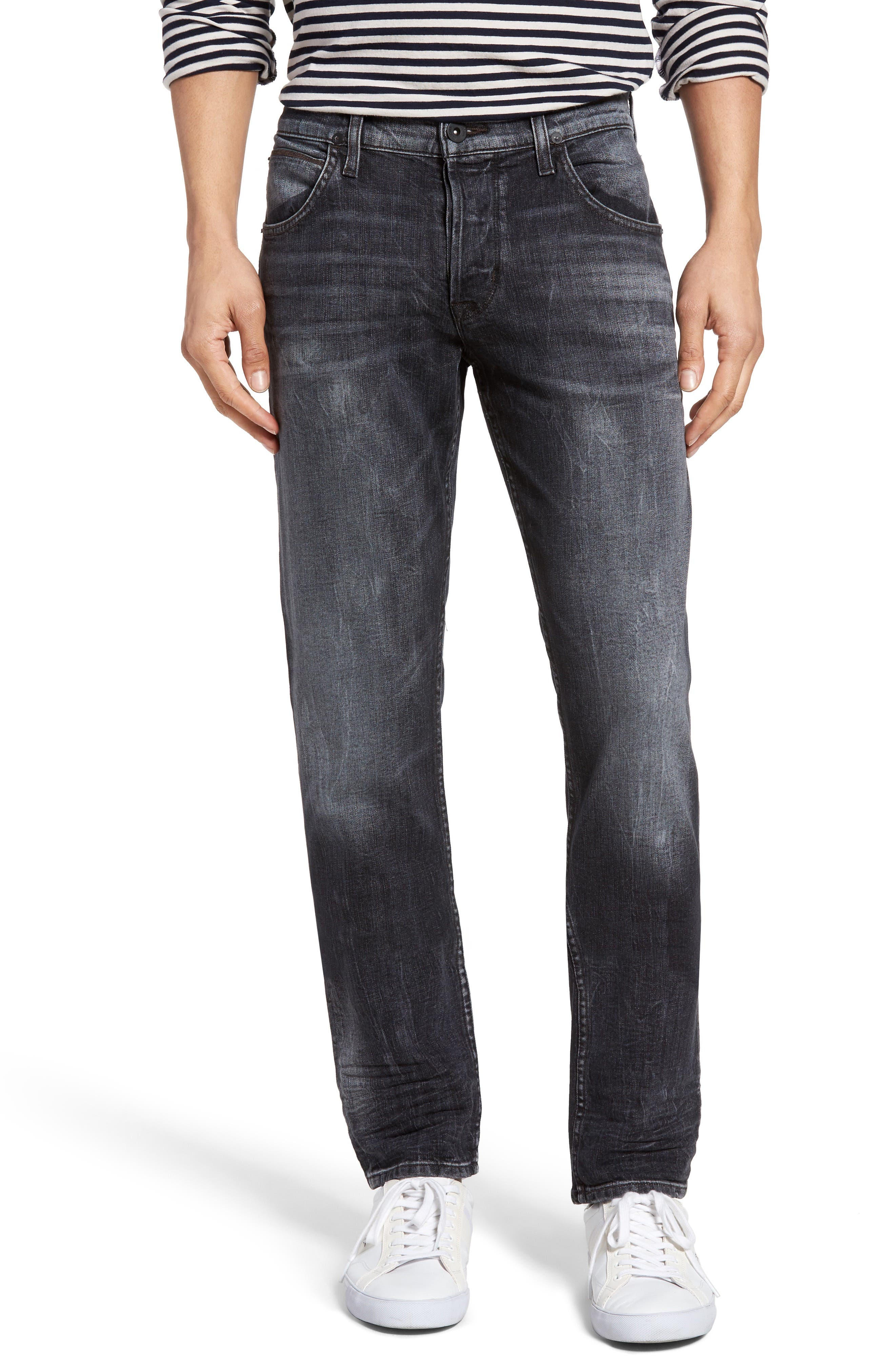 Hudson Jeans Blake Slim Fit Jeans (Systematic)