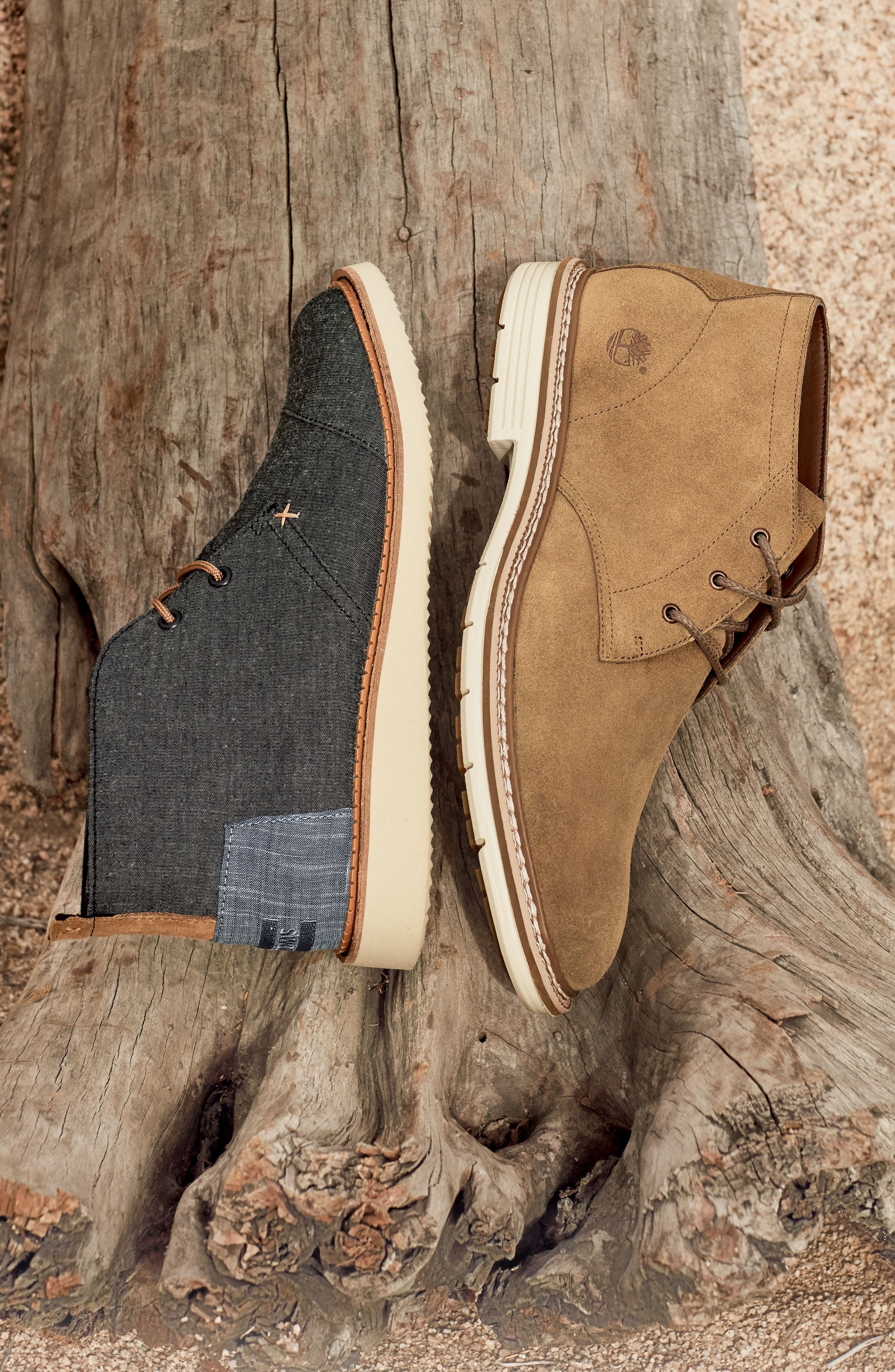 Alternate Image 5  - Timberland Naples Trail Chukka Boot (Men)