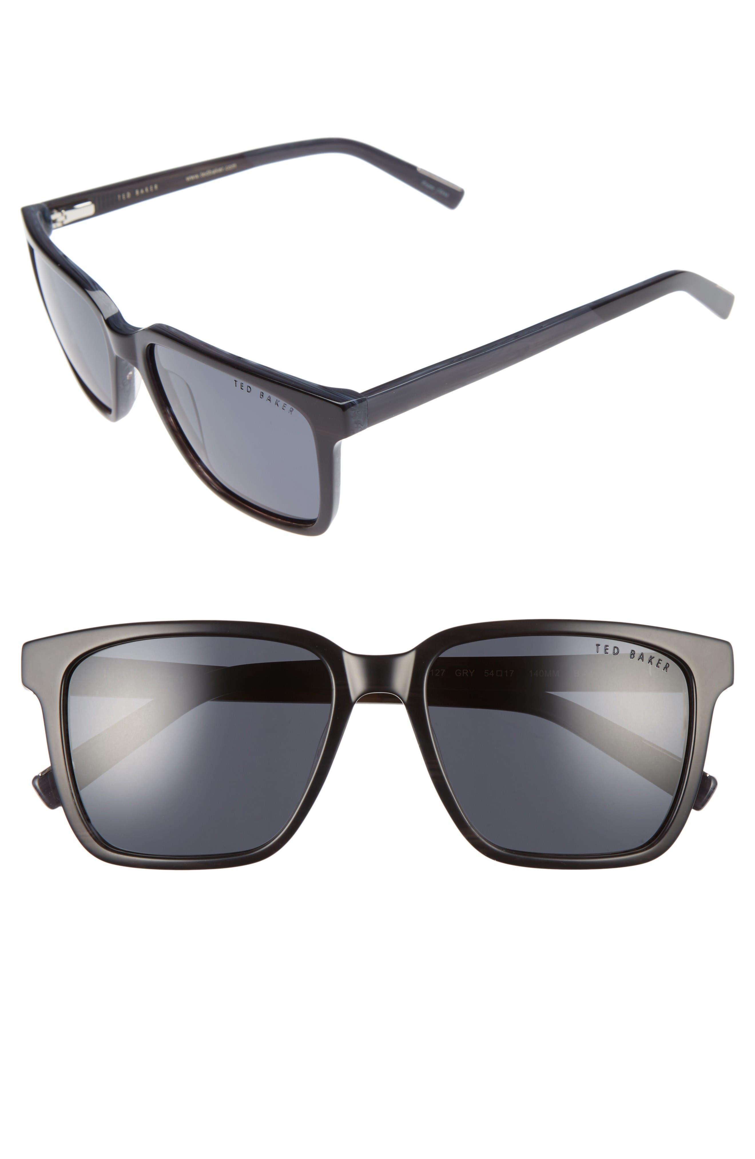 Main Image - Ted Baker London 54mm Polarized Sunglasses