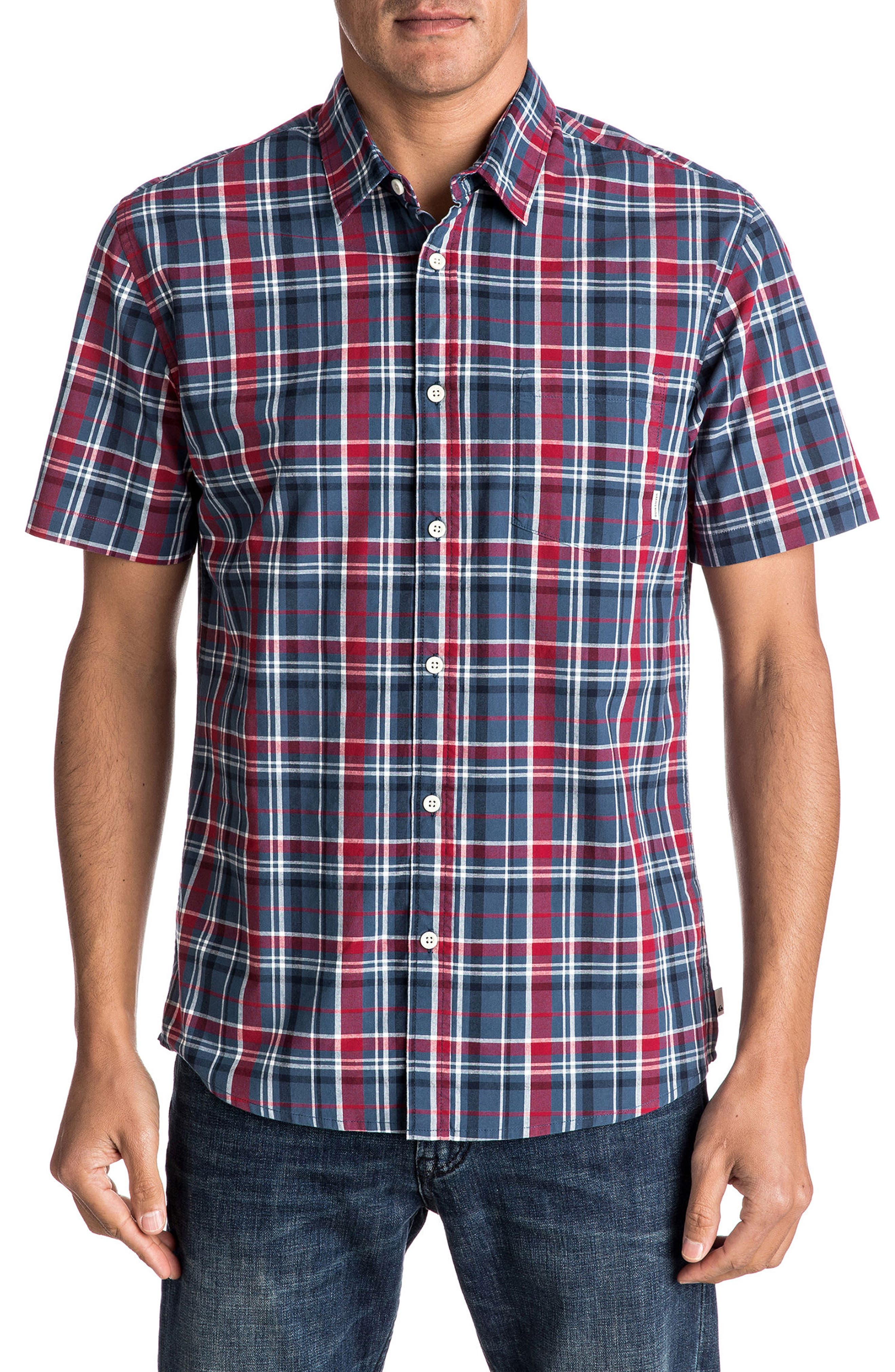 QUIKSILVER Everyday Check Woven Shirt