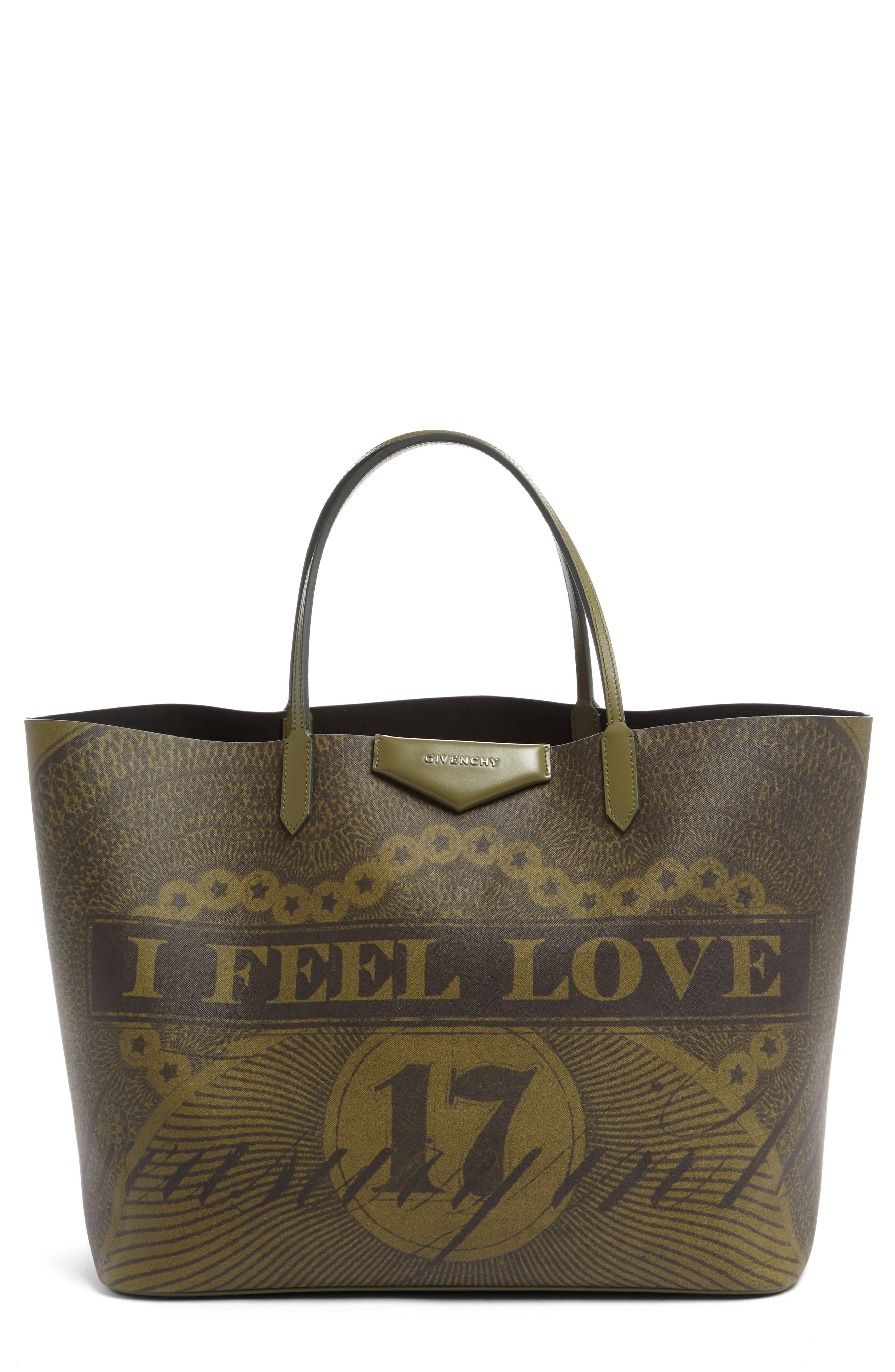 Givenchy Antigona Printed Shopper