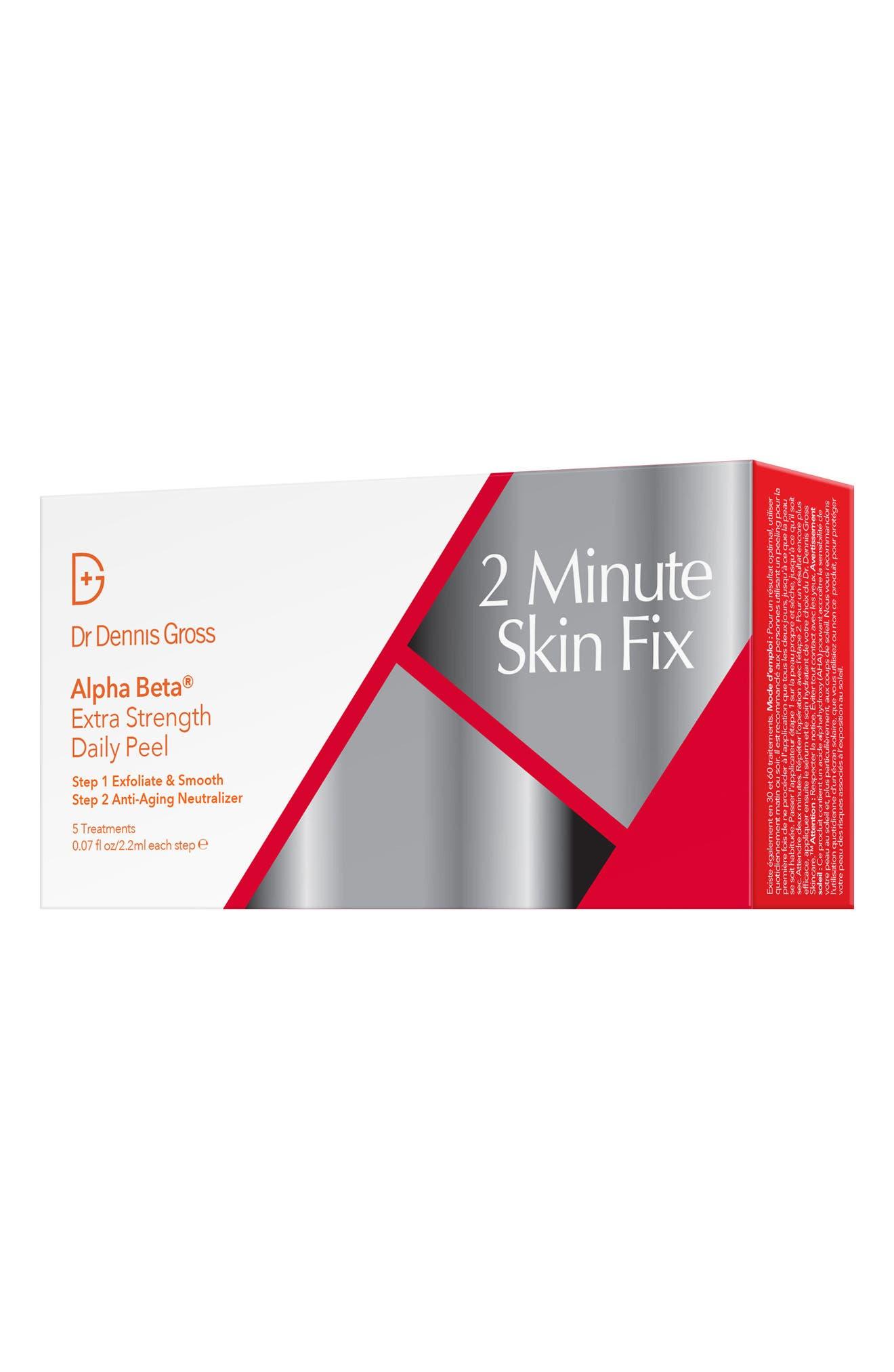 Dr. Dennis Gross Skincare Mini Alpha Beta® Extra Strength Daily Peel