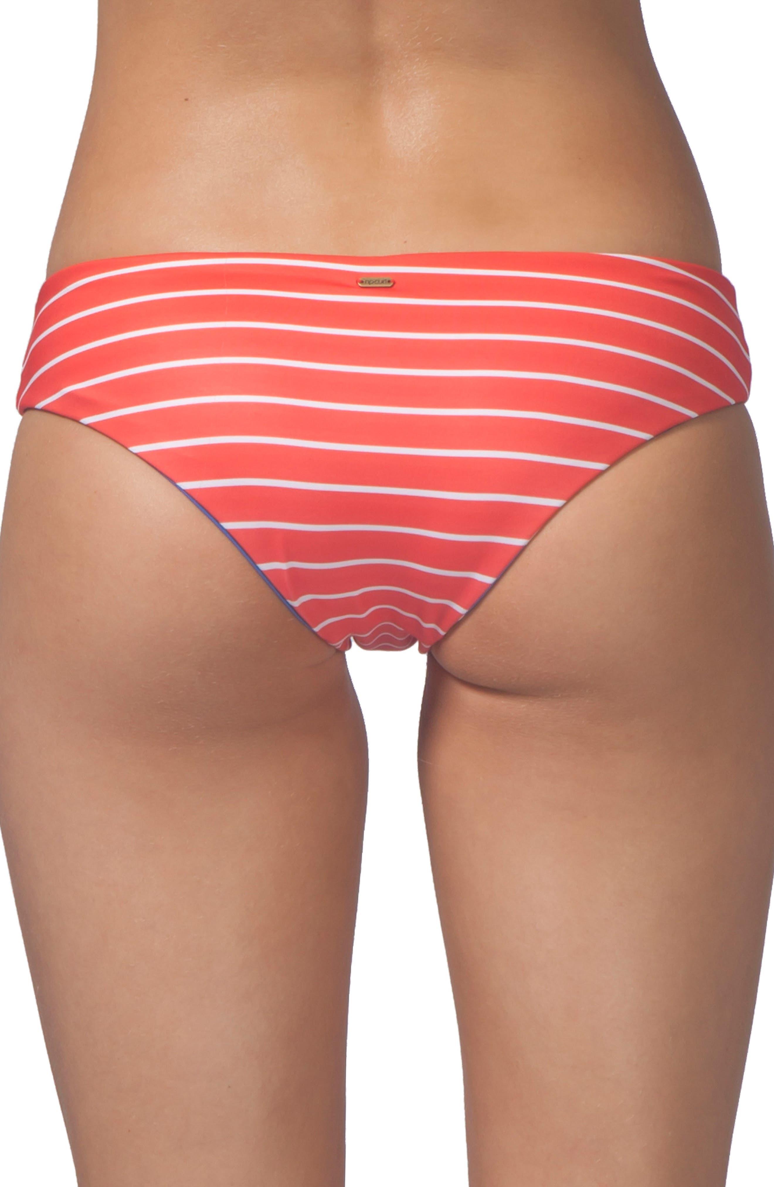 Main Image - Rip Curl Rising Star Reversible Hipster Bikini Bottoms