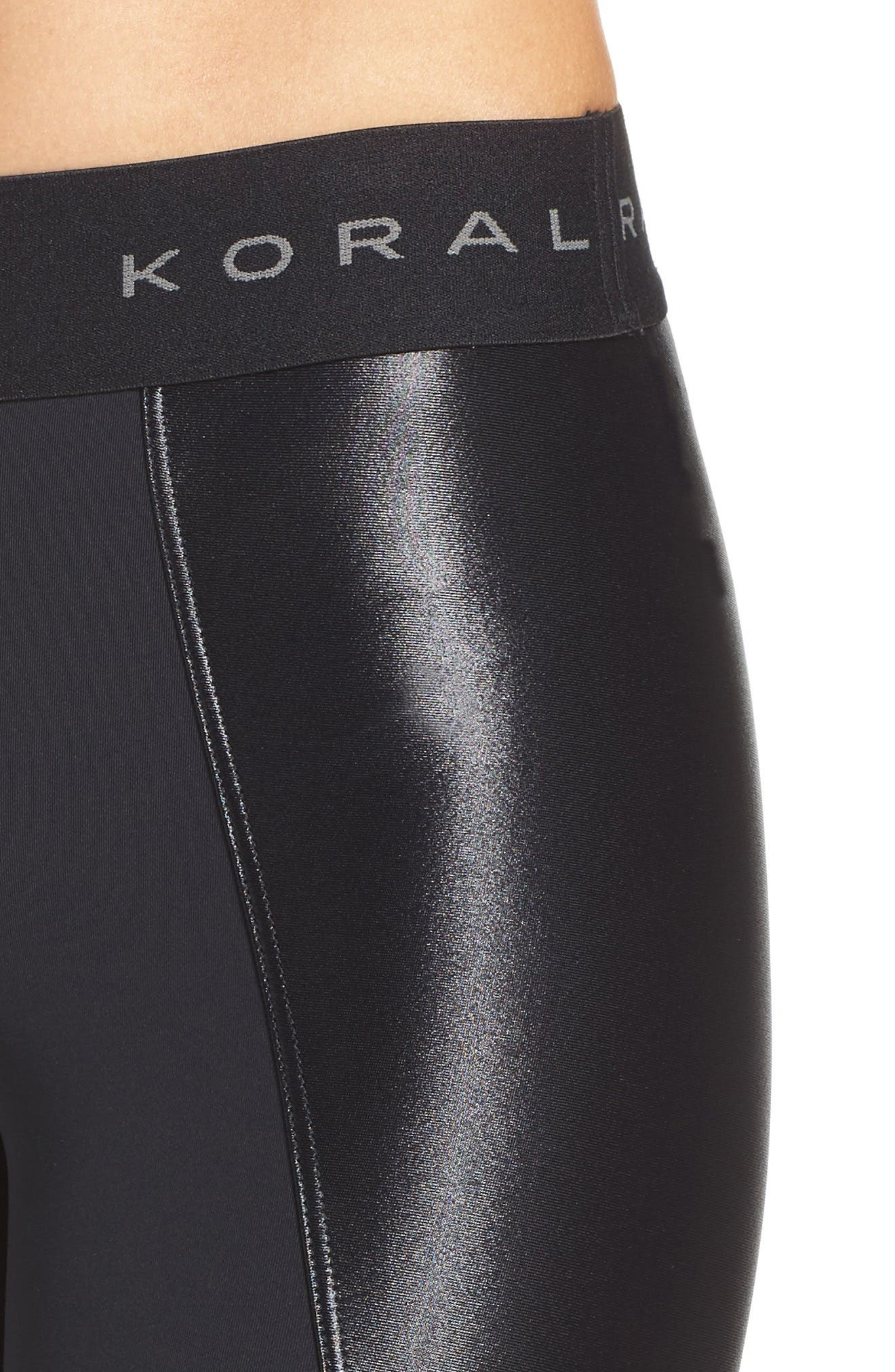 Alternate Image 4  - Koral Ankle Leggings