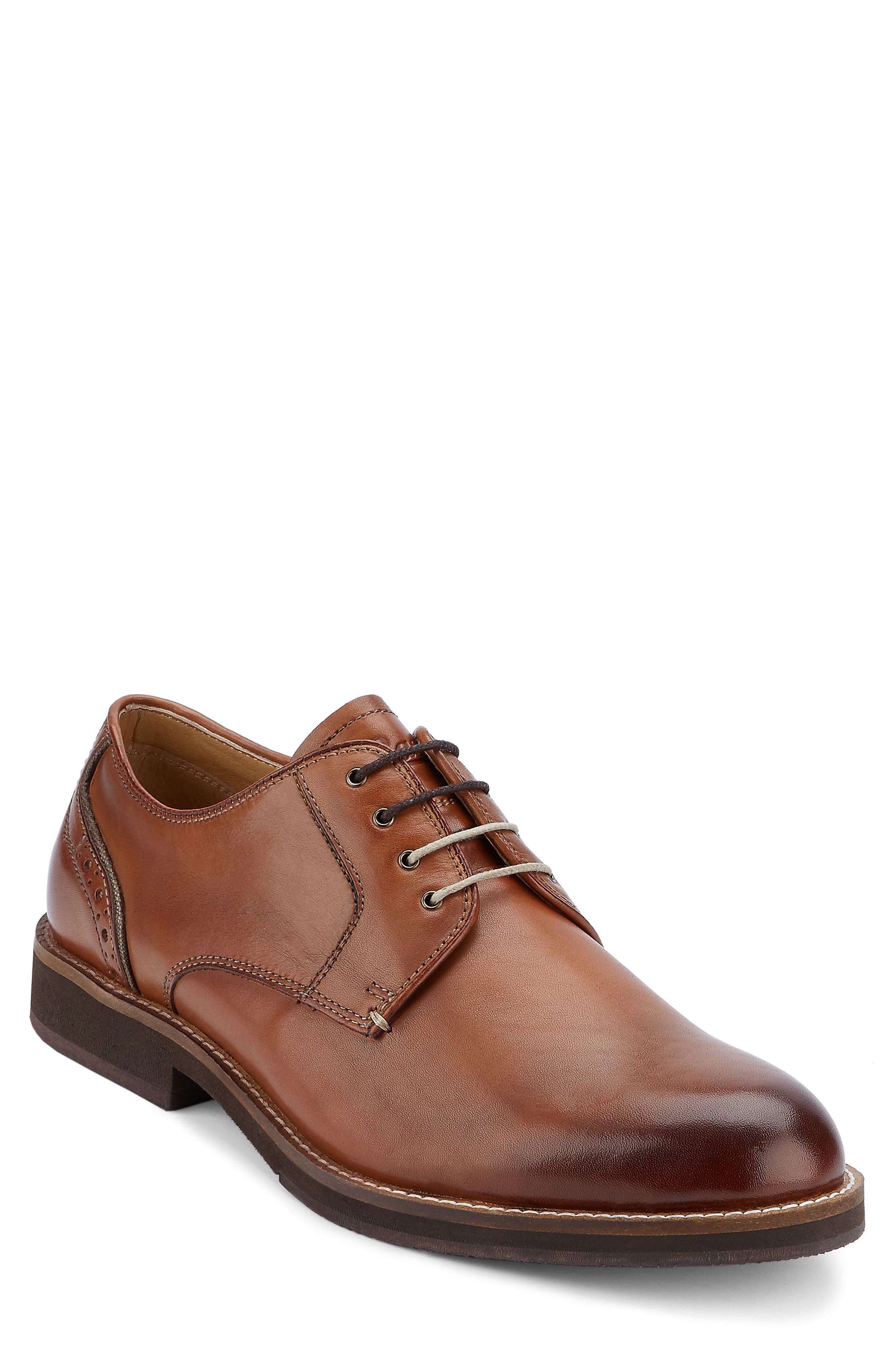 G.H Bass & Co. Niles Plain Toe Derby (Men)