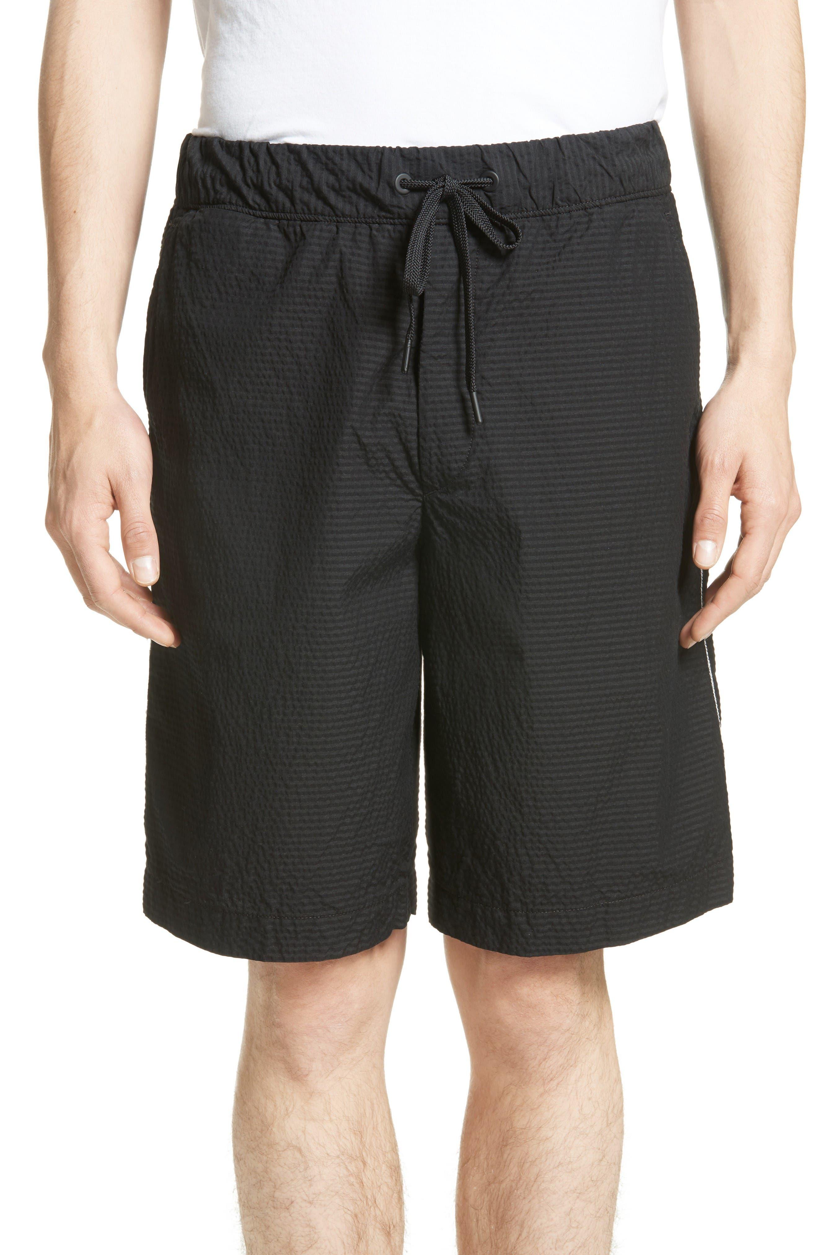 Main Image - rag & bone Ryder Tie Waist Shorts