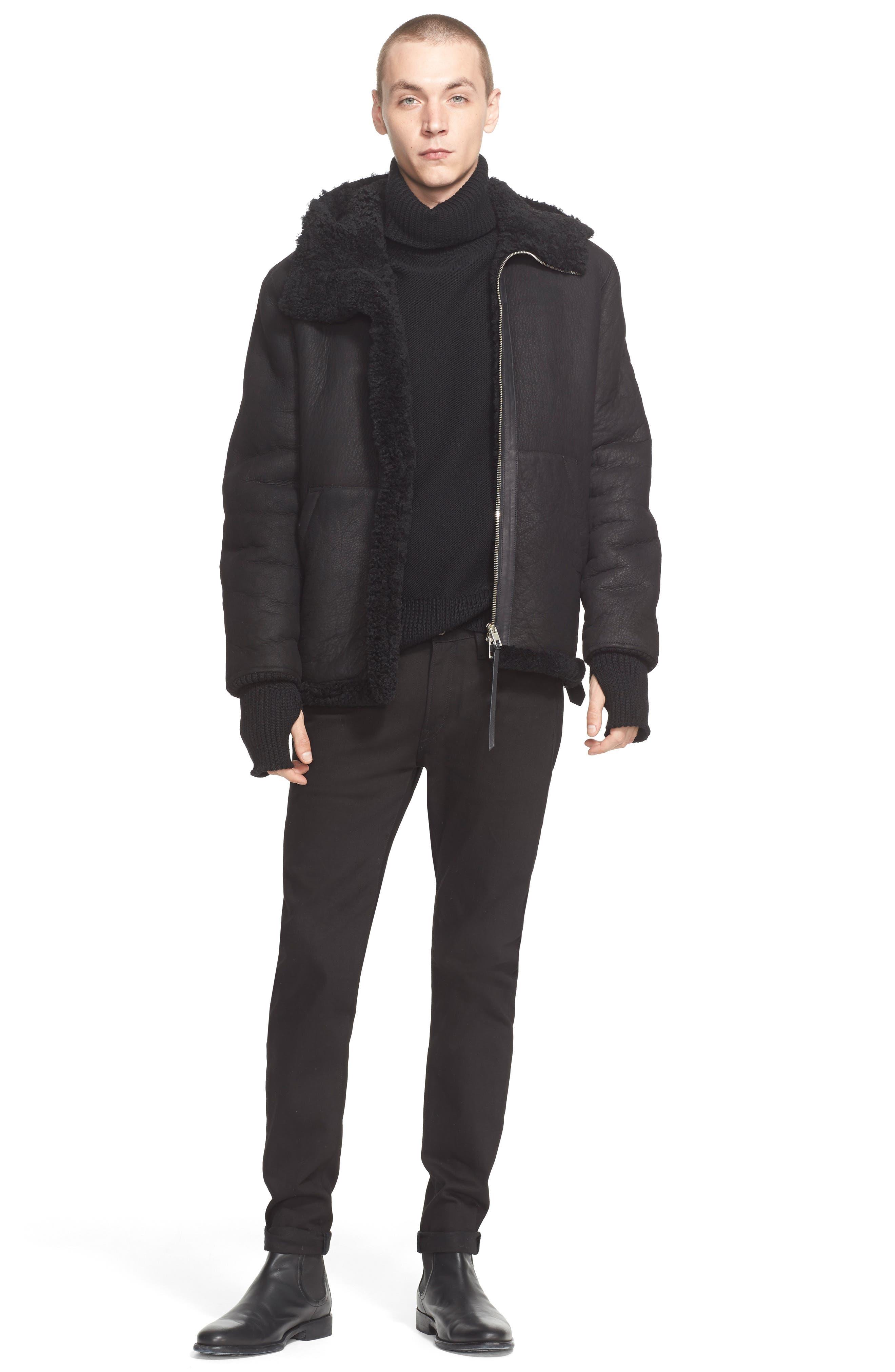 Alternate Image 11  - rag & bone Standard Issue Fit 1 Skinny Fit Jeans