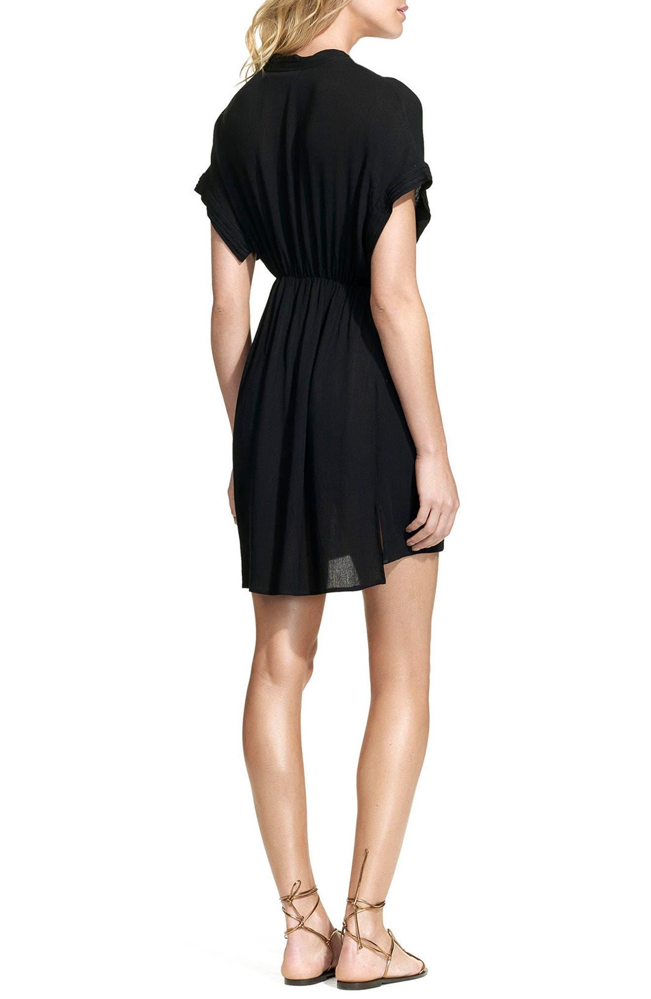 Alternate Image 2  - ViX Swimwear Fuji Cover-Up Caftan Dress