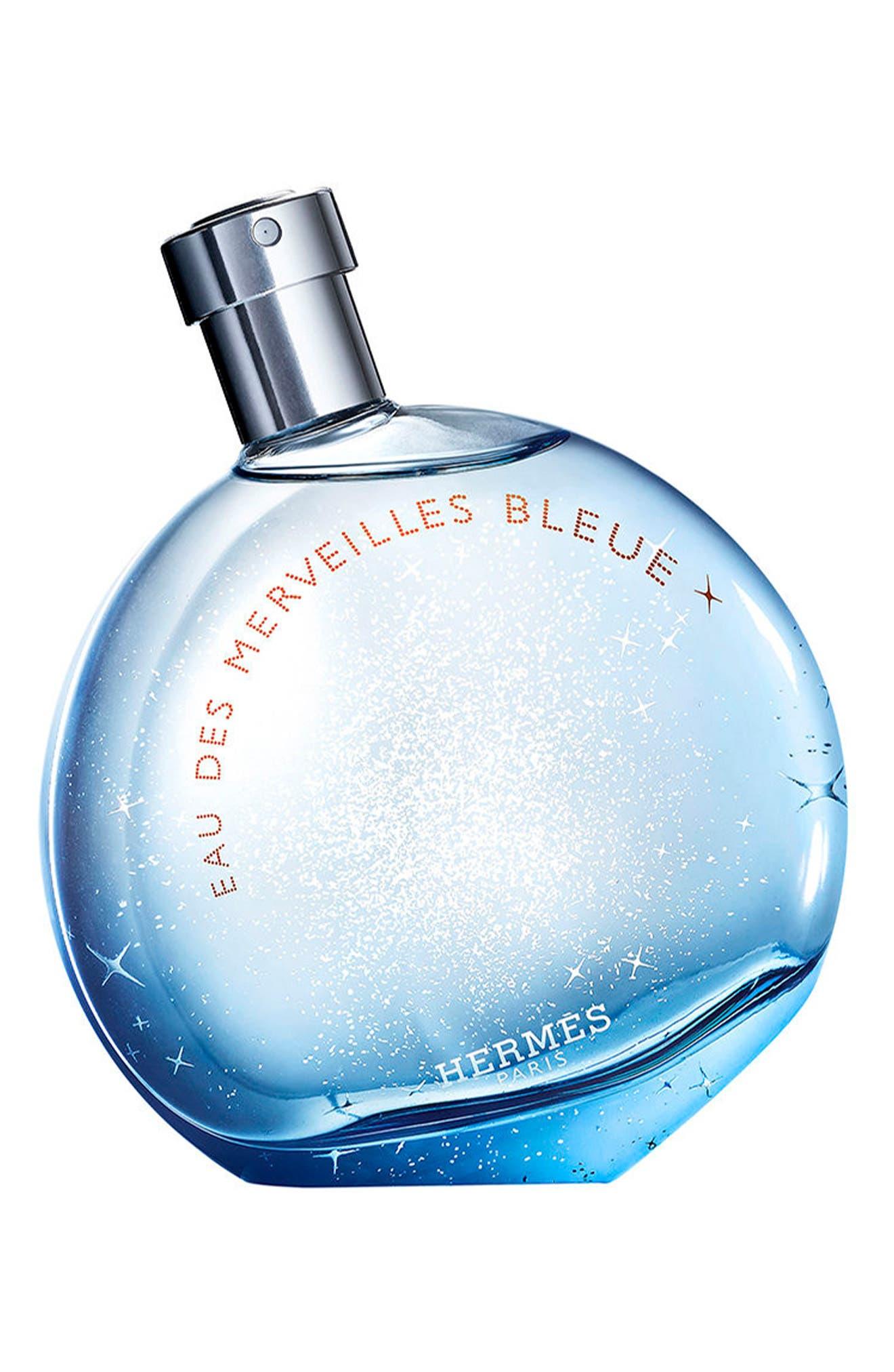 Hermès Eau des Merveilles Bleue — Eau de toilette (Nordstrom Exclusive)