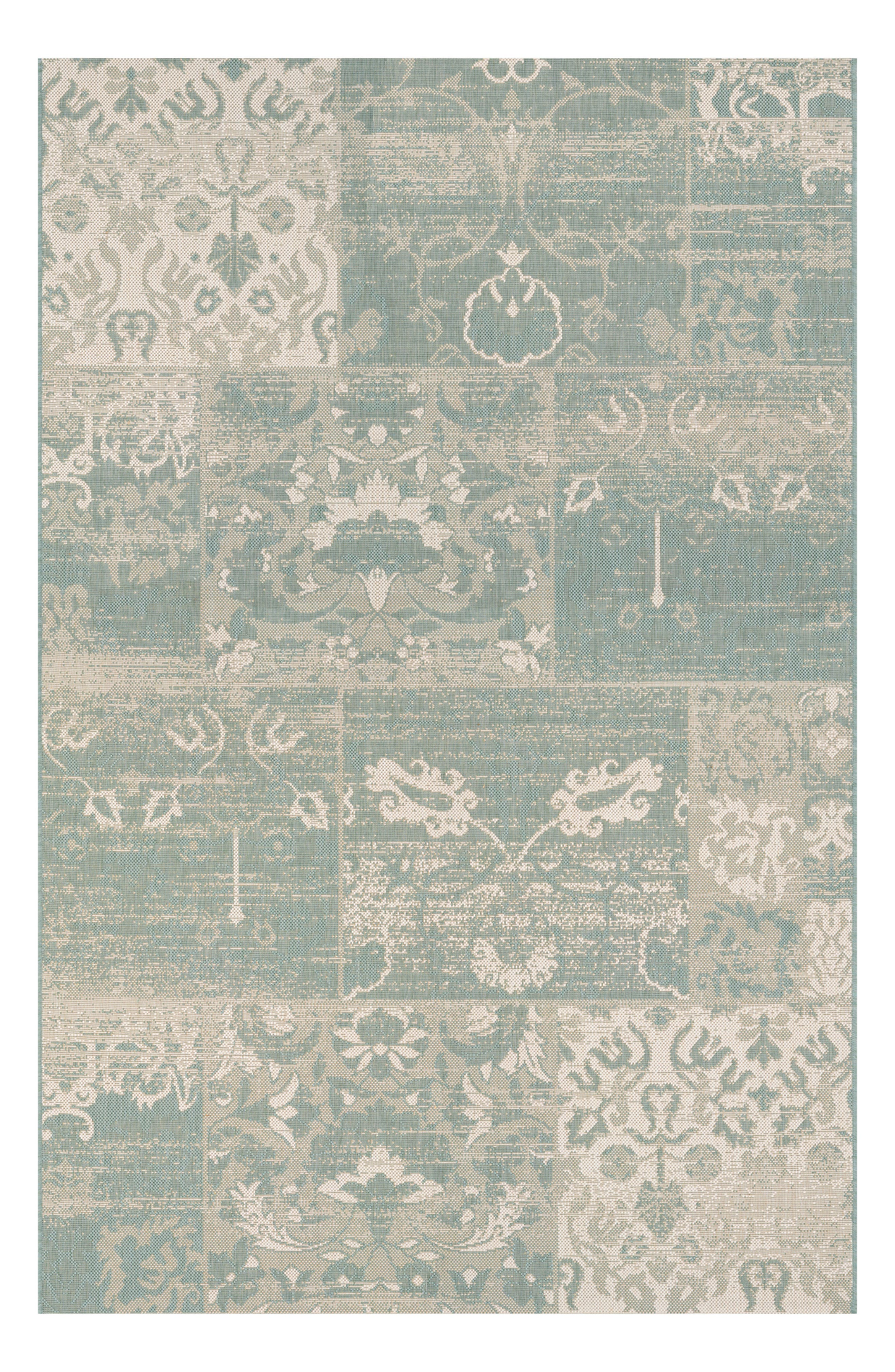 Alternate Image 1 Selected - Couristan Country Cottage Indoor/Outdoor Rug