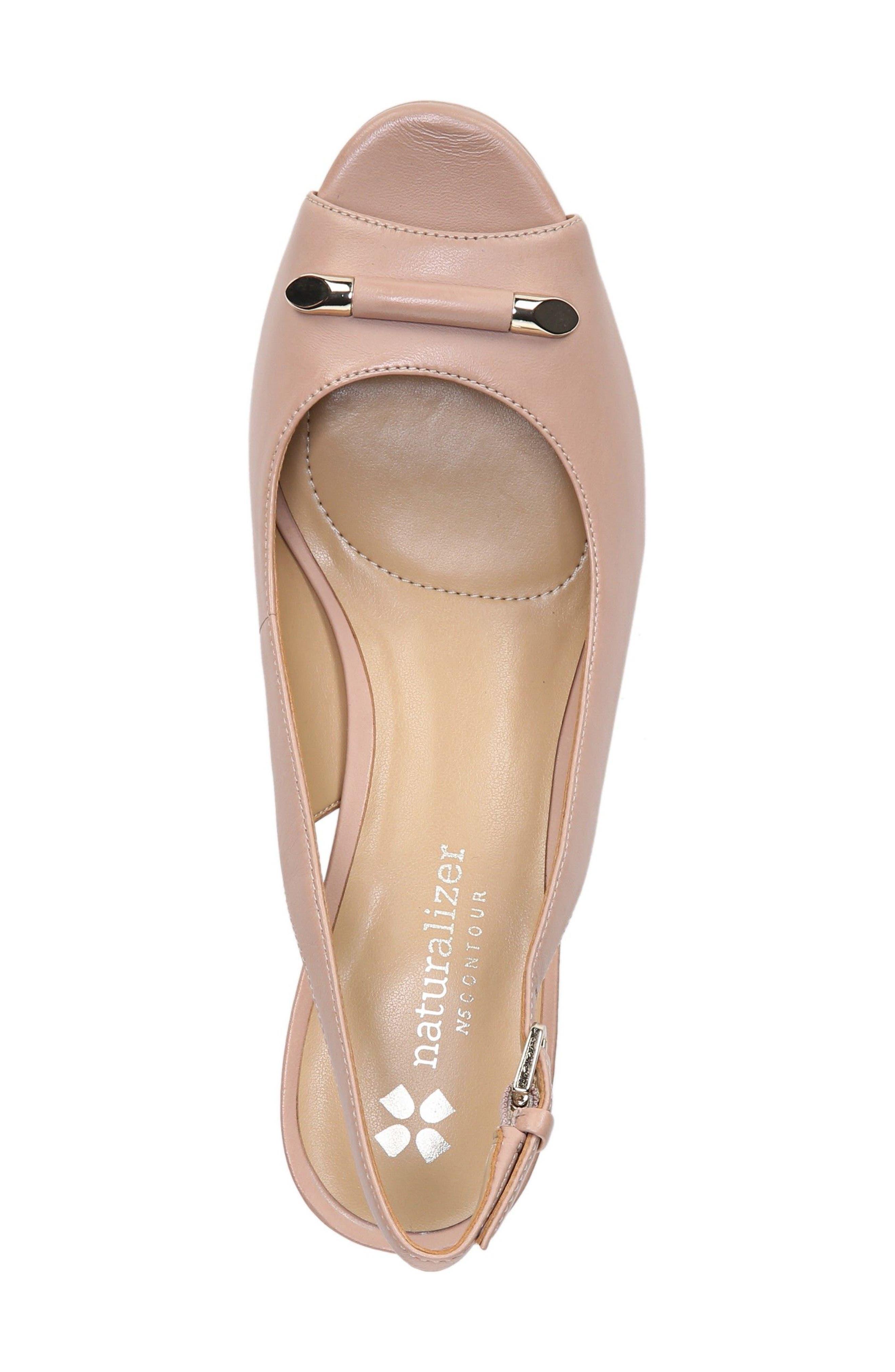 Alternate Image 3  - Naturalizer Oleander Slingback Sandal (Women)