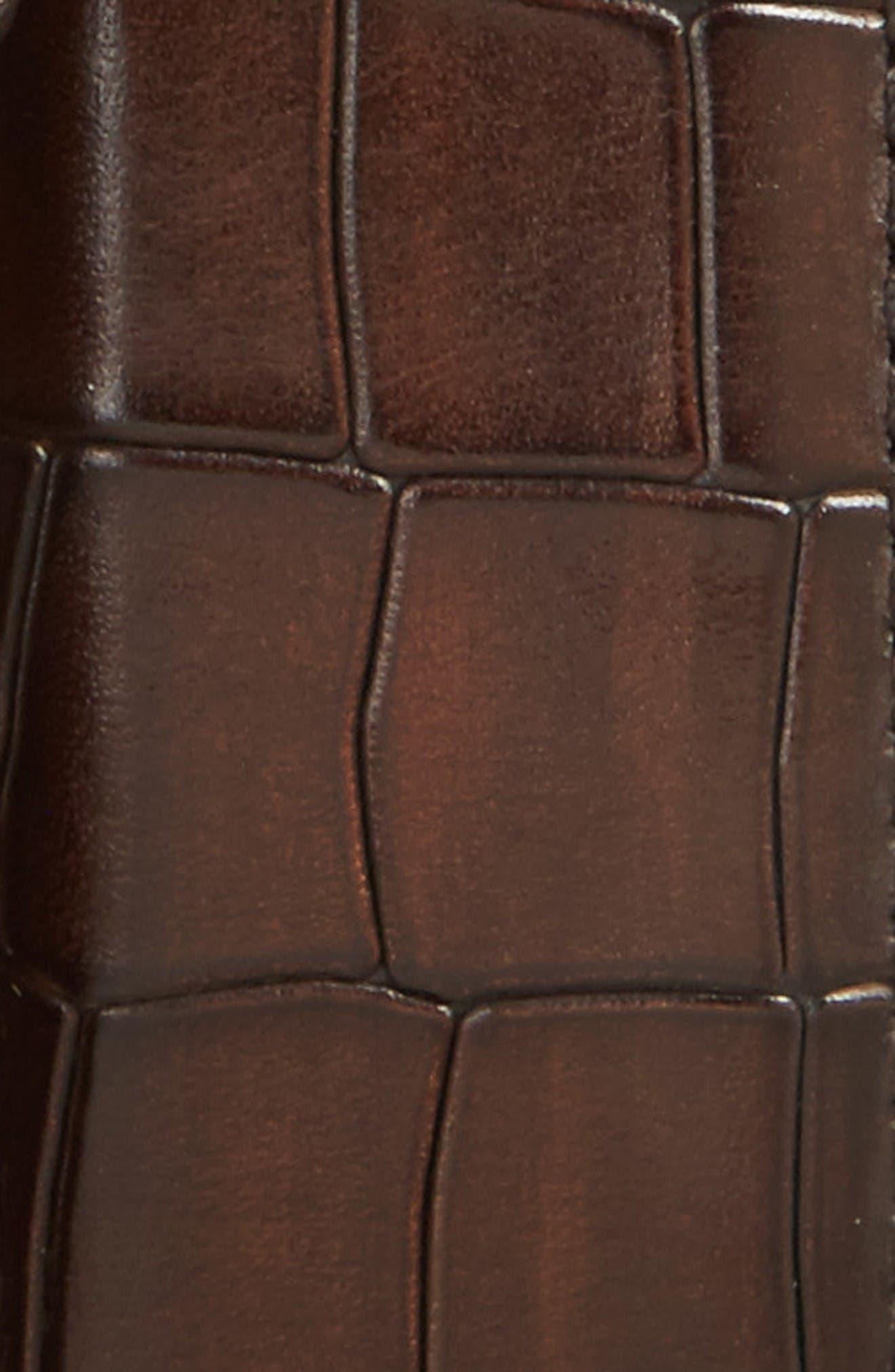 Alternate Image 2  - Magnanni Leather Belt