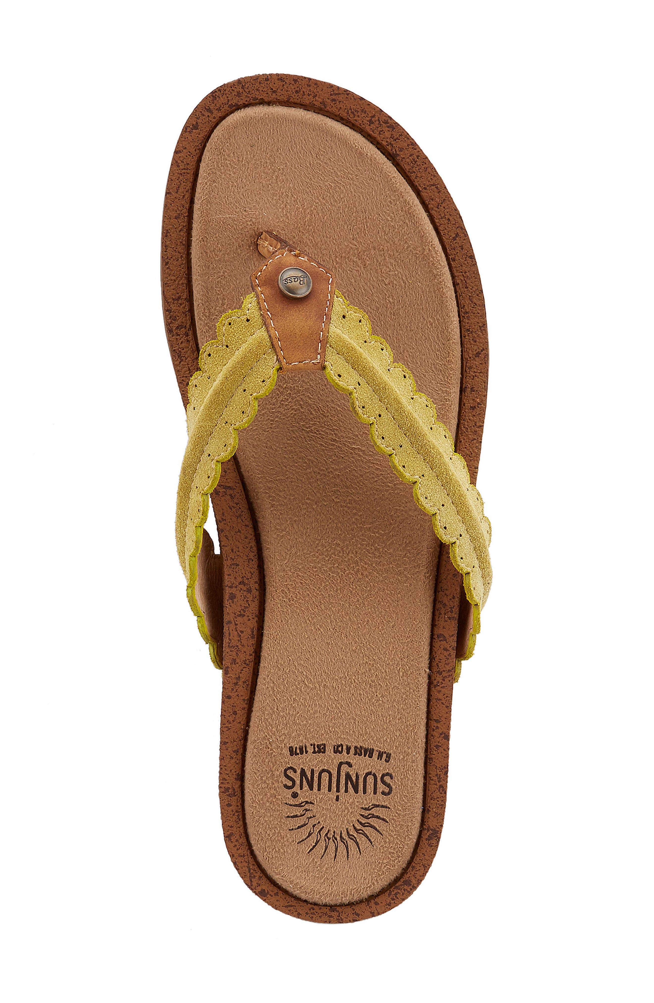 Alternate Image 3  - G.H. Bass and Co. Samantha Thong Sandal (Women)