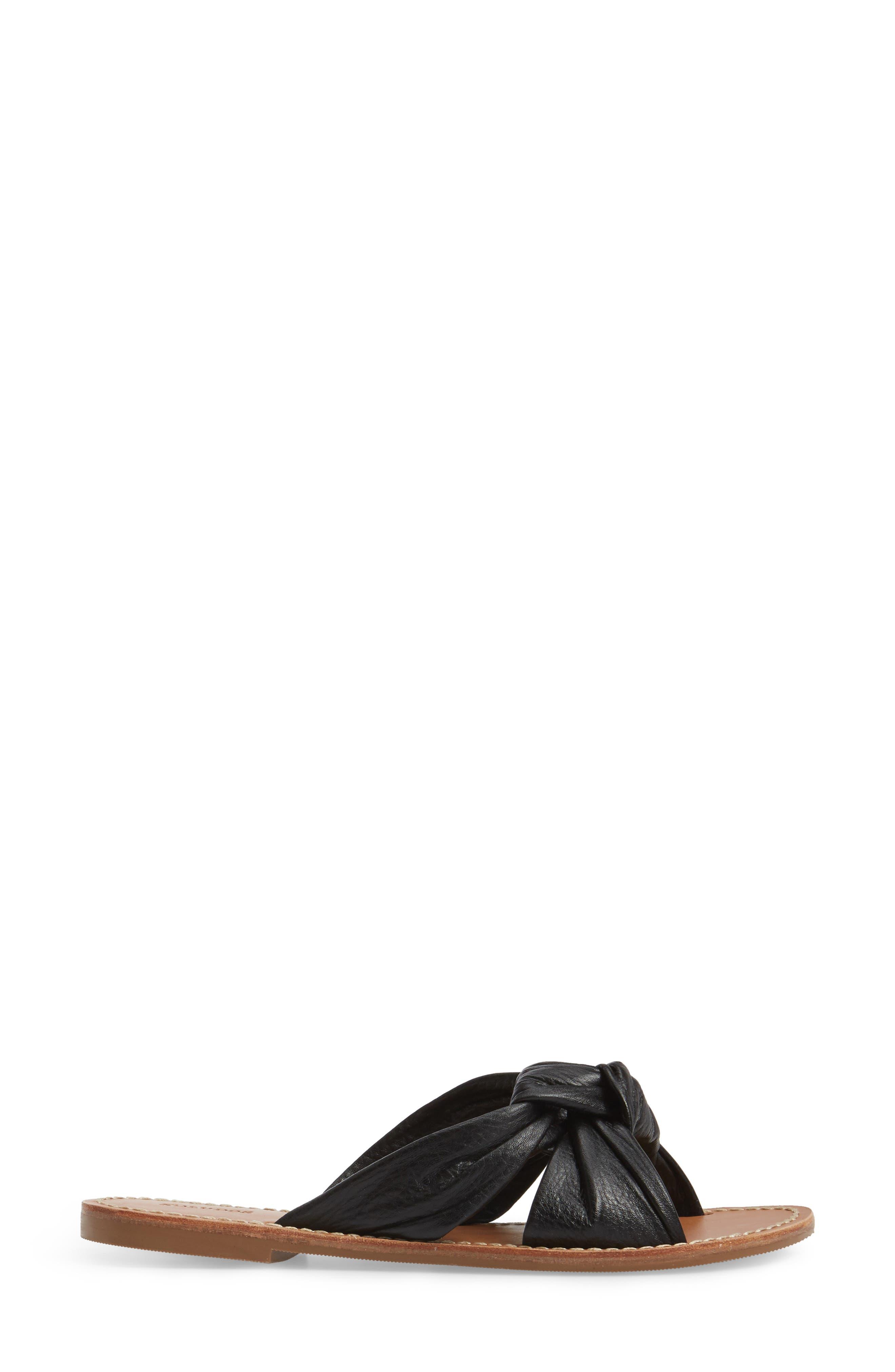 Alternate Image 3  - Soludos Knotted Slide Sandal (Women)