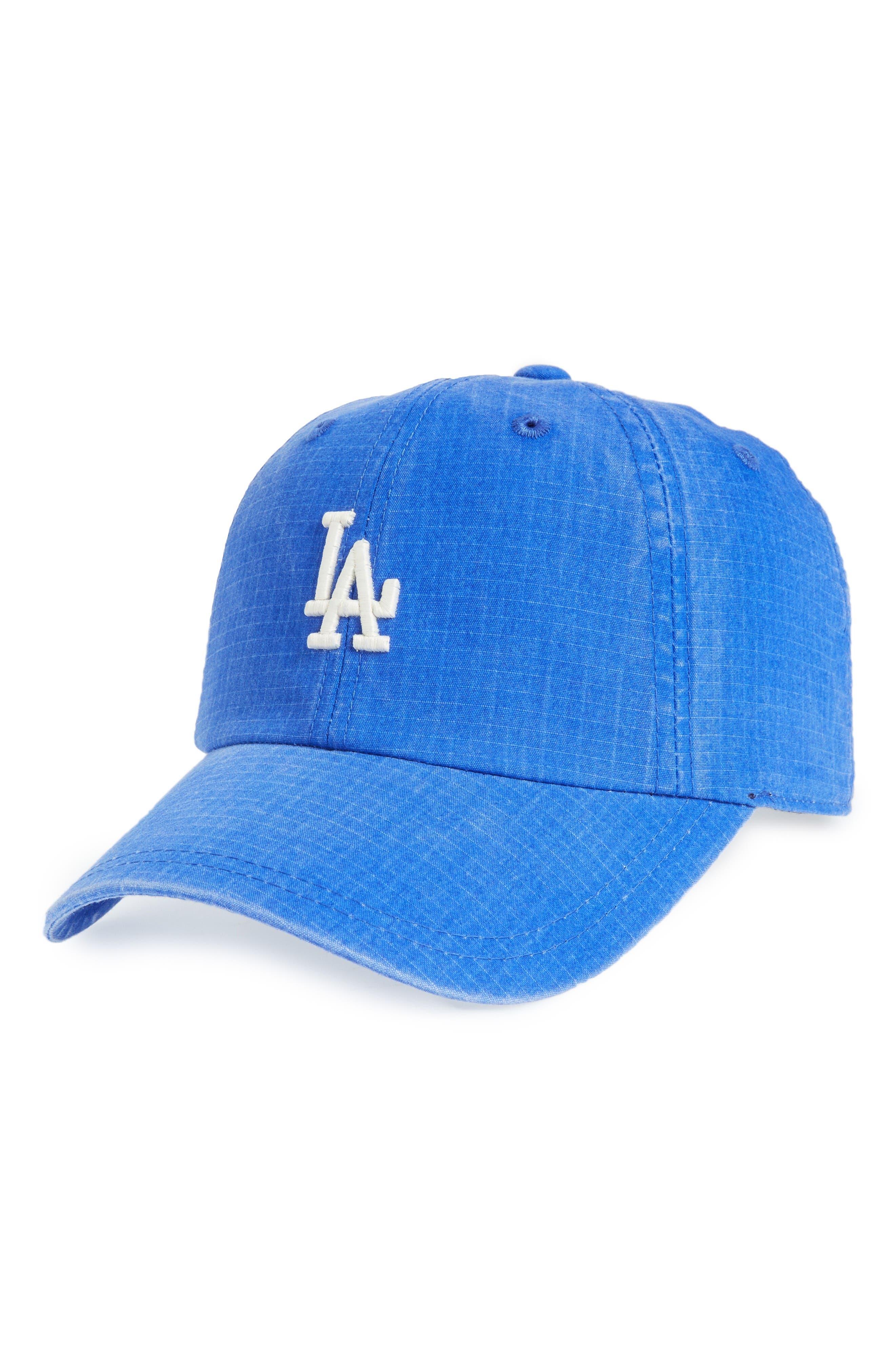 Conway MLB Baseball Cap,                         Main,                         color, Dodgers