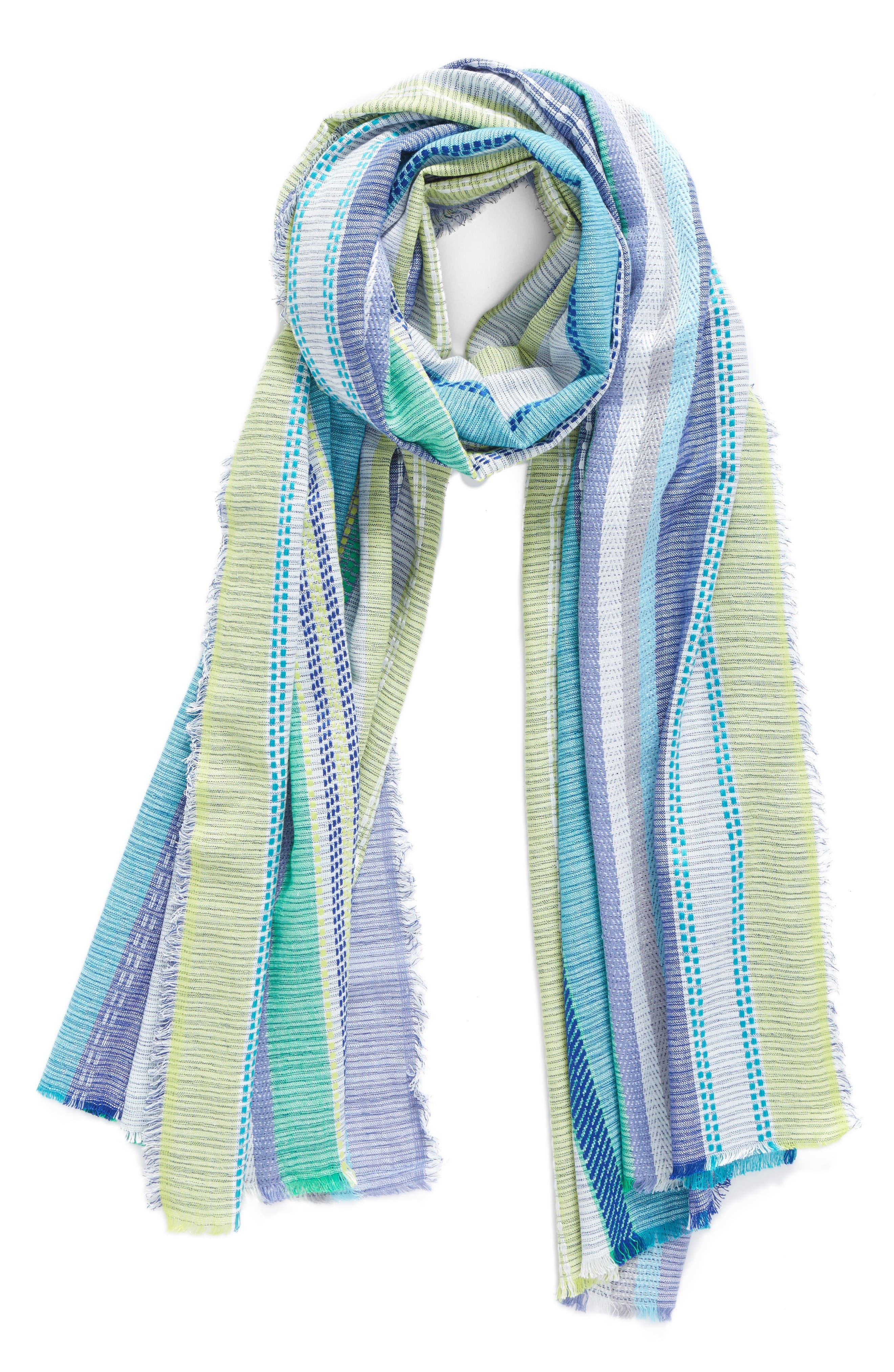 Alternate Image 1 Selected - Collection XIIX Cabana Stripe Scarf