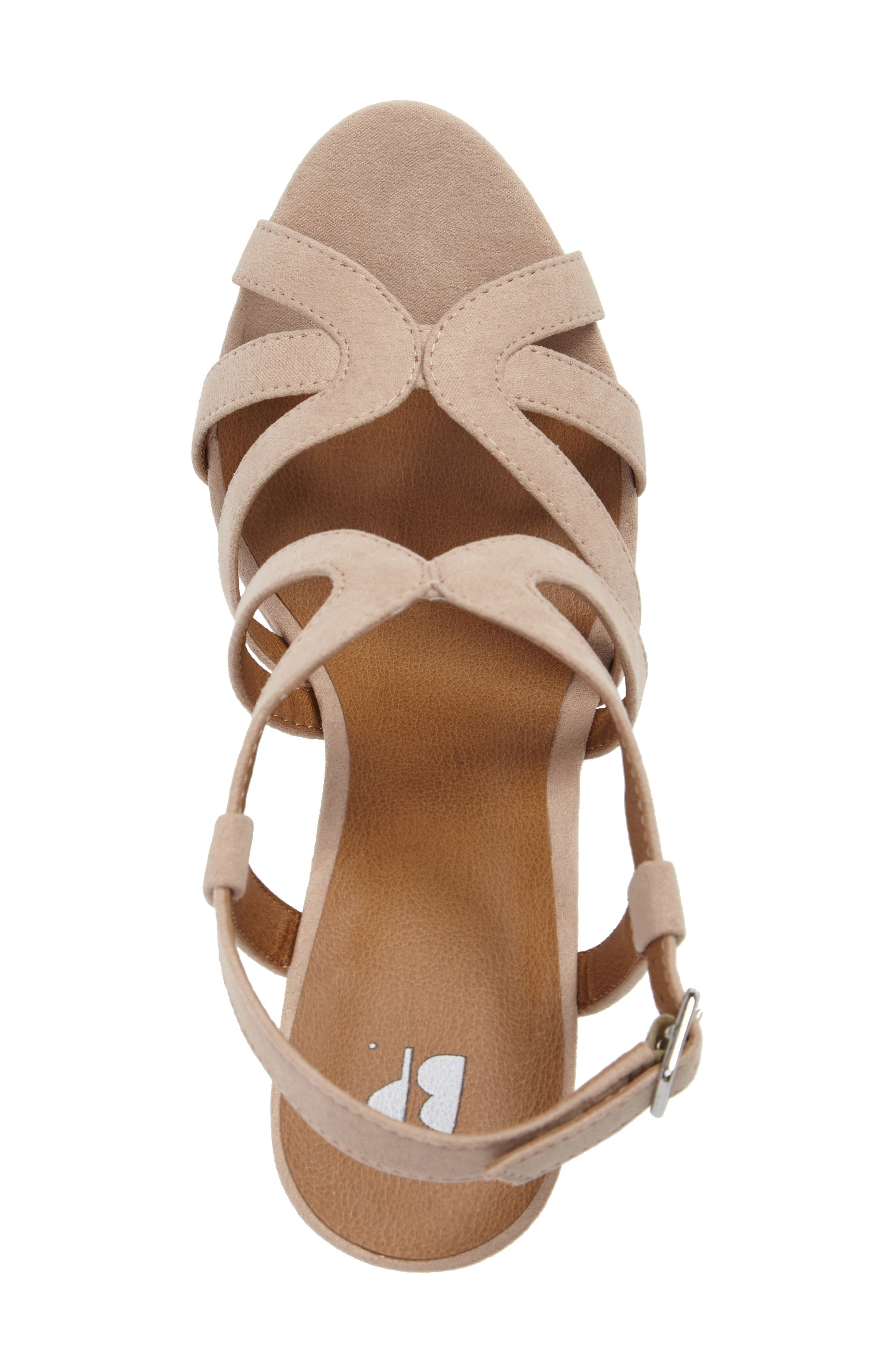 Alternate Image 5  - BP. Sky Wedge Sandal (Women)