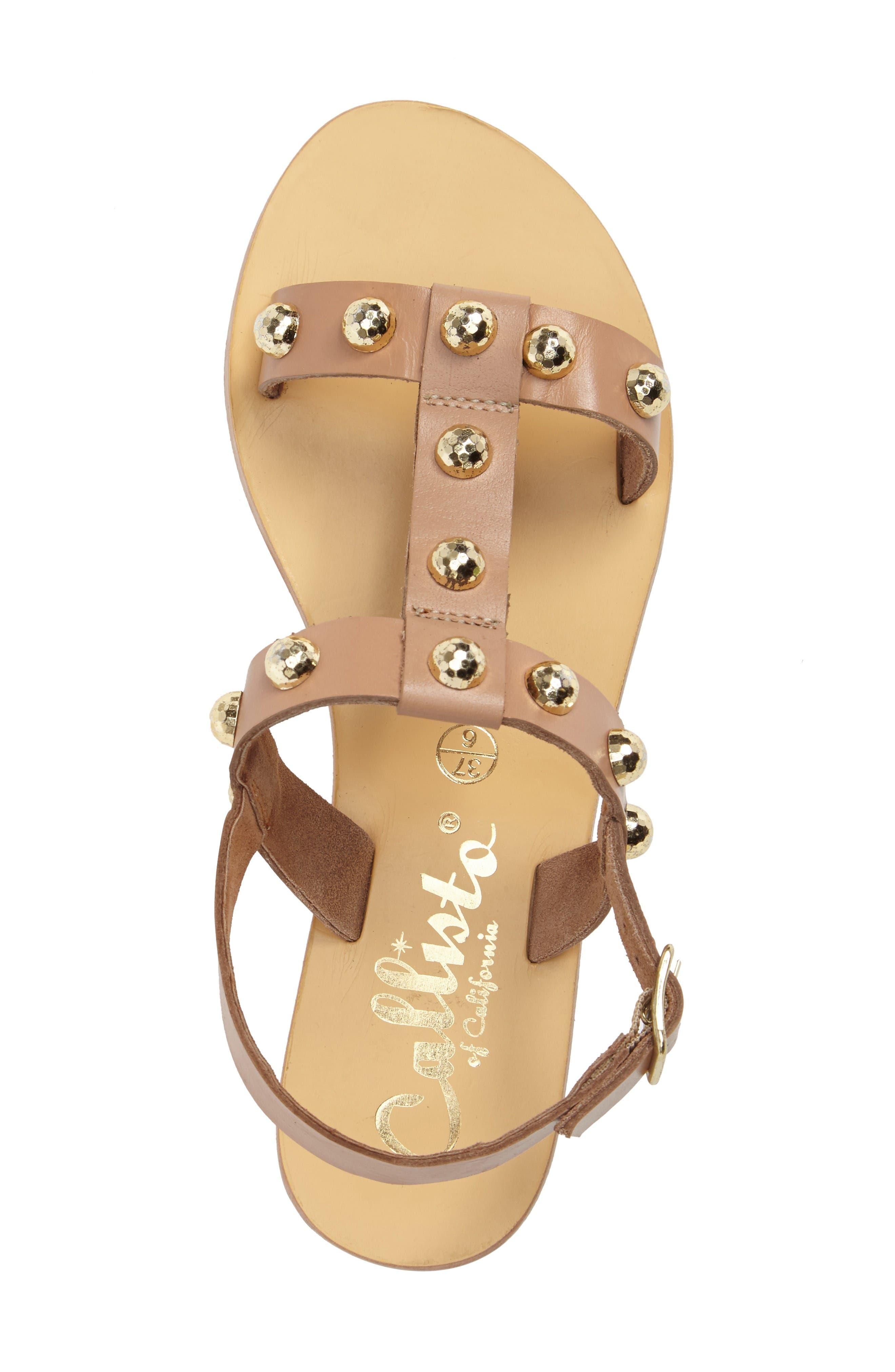 Alternate Image 5  - Callisto Bristol Sandal (Women)