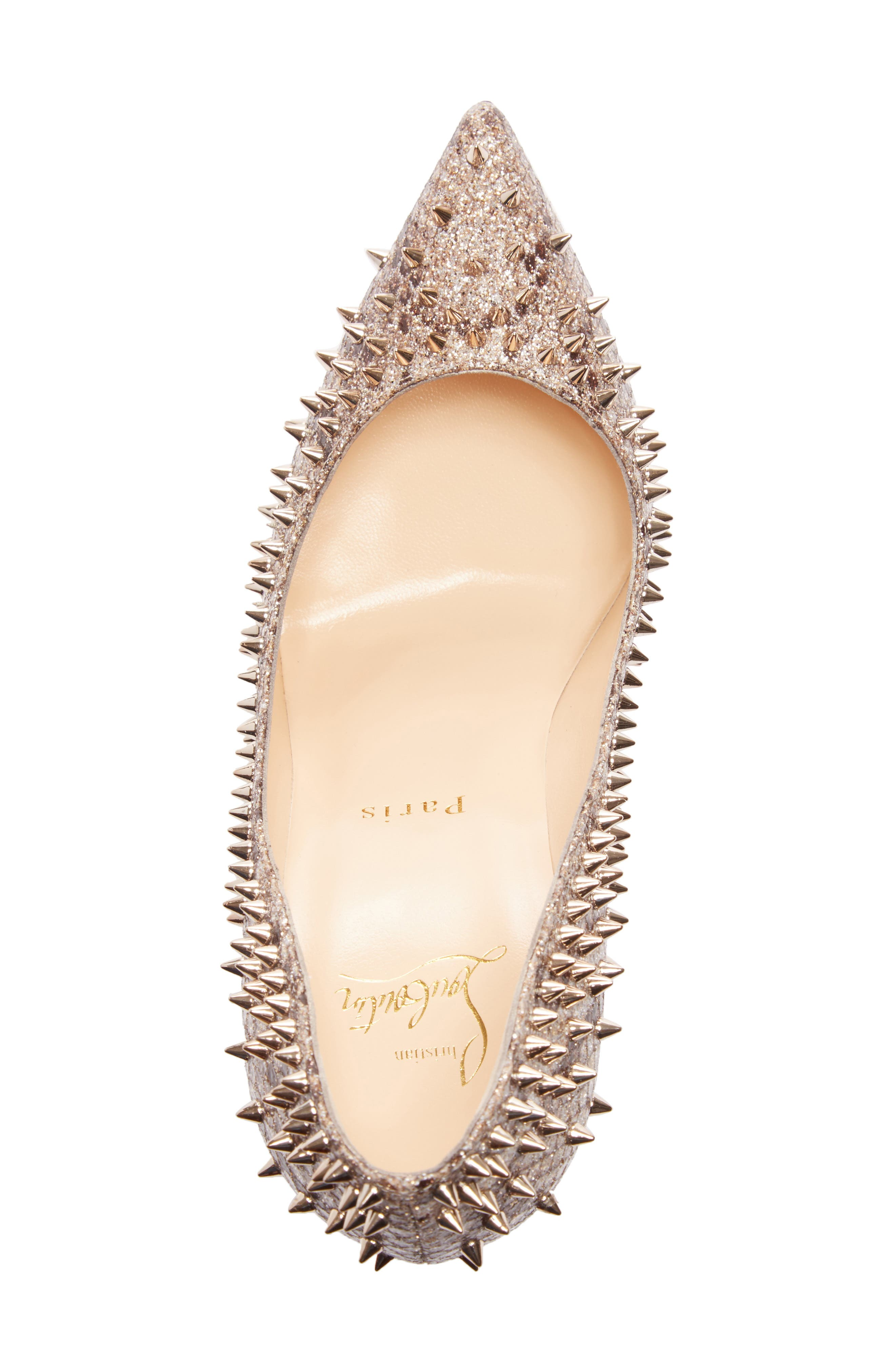 Alternate Image 3  - Christian Louboutin Escarpic Spike Pump (Women)