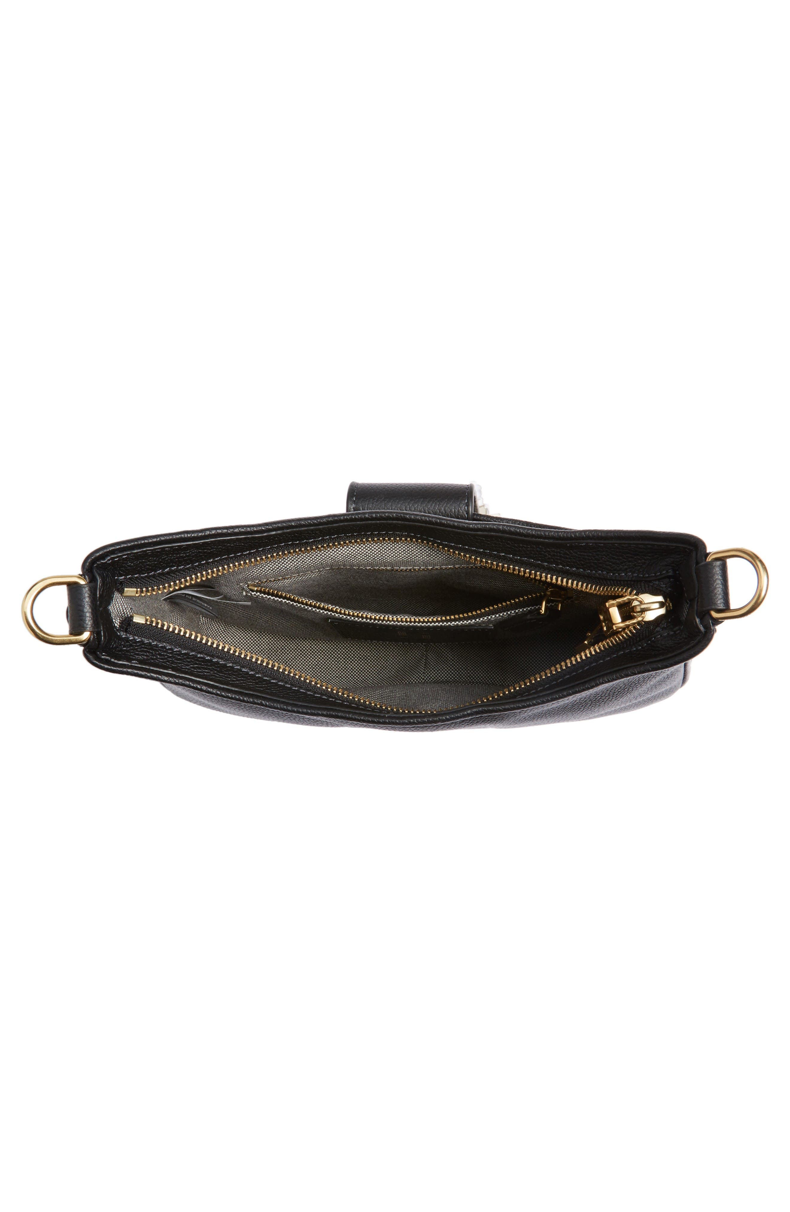 Alternate Image 4  - MARC JACOBS Small Interlock Leather Hobo
