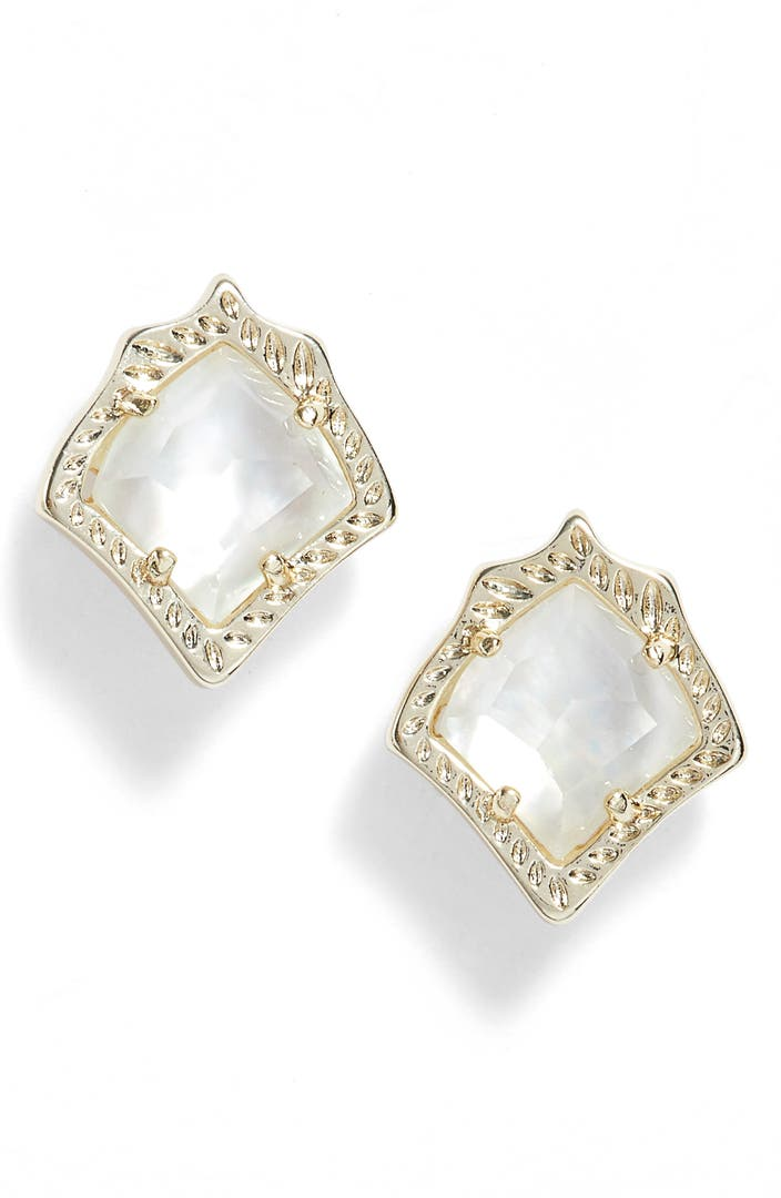 kendra earrings studs kendra kirstie stud earrings nordstrom 8604