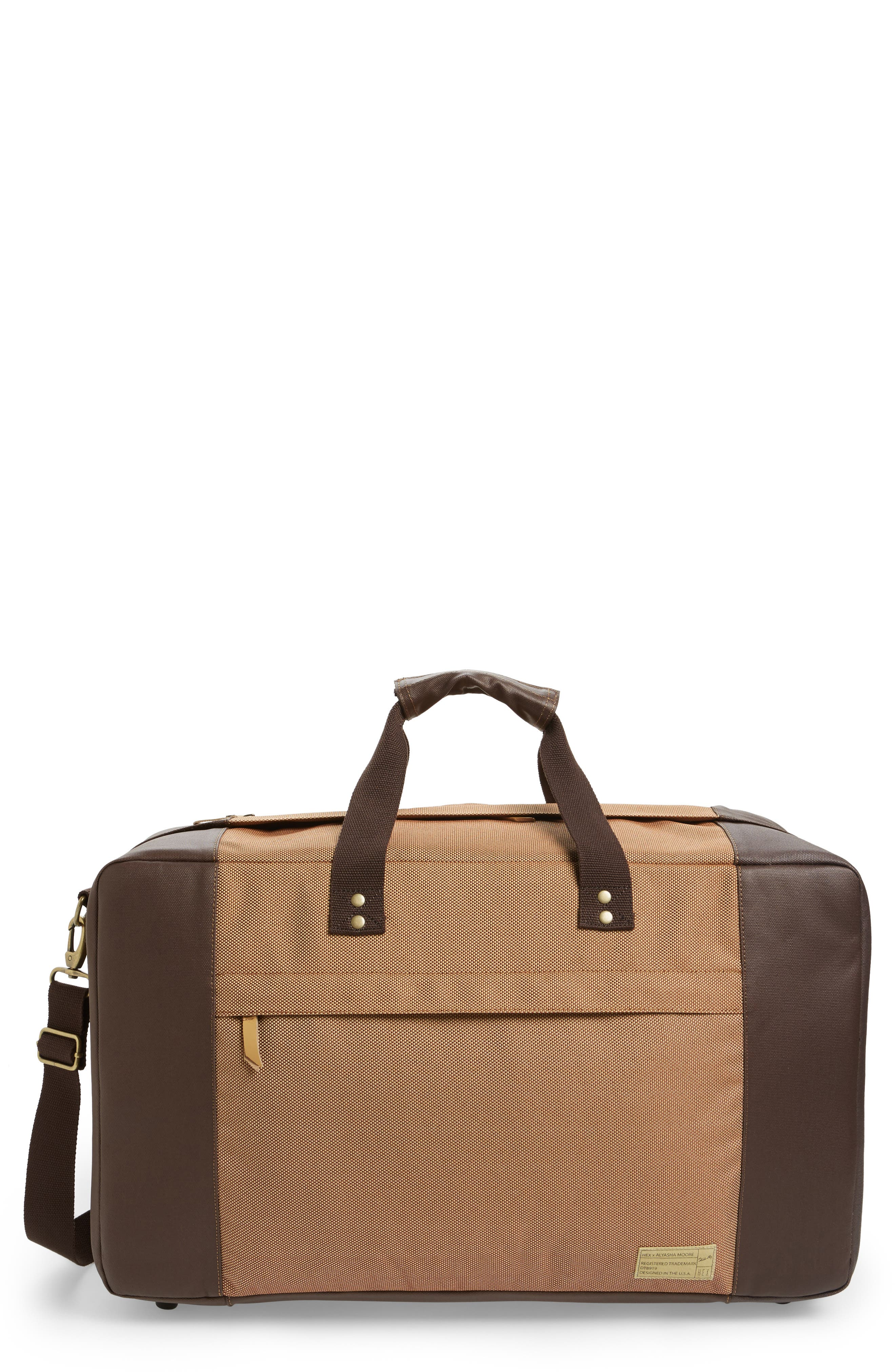 HEX Alyasha Travel Duffel Bag