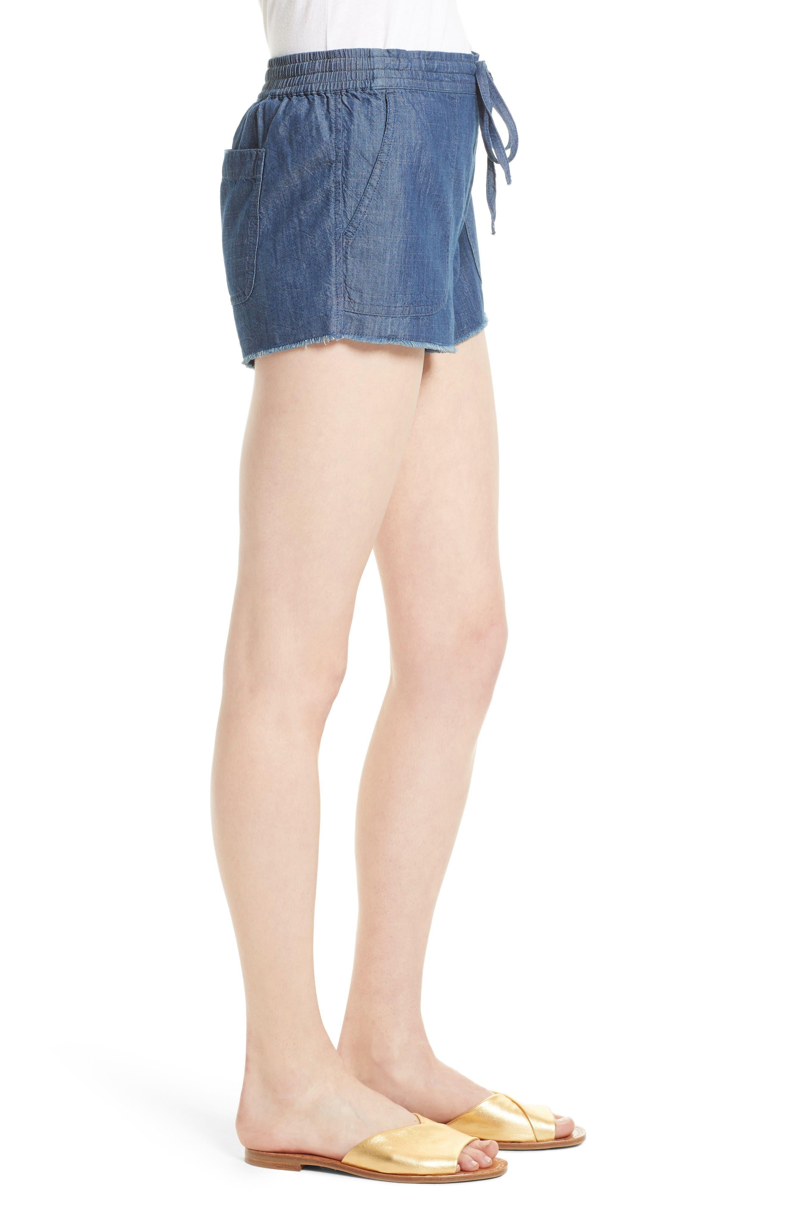 Alternate Image 3  - Soft Joie Kalpana Chambray Shorts