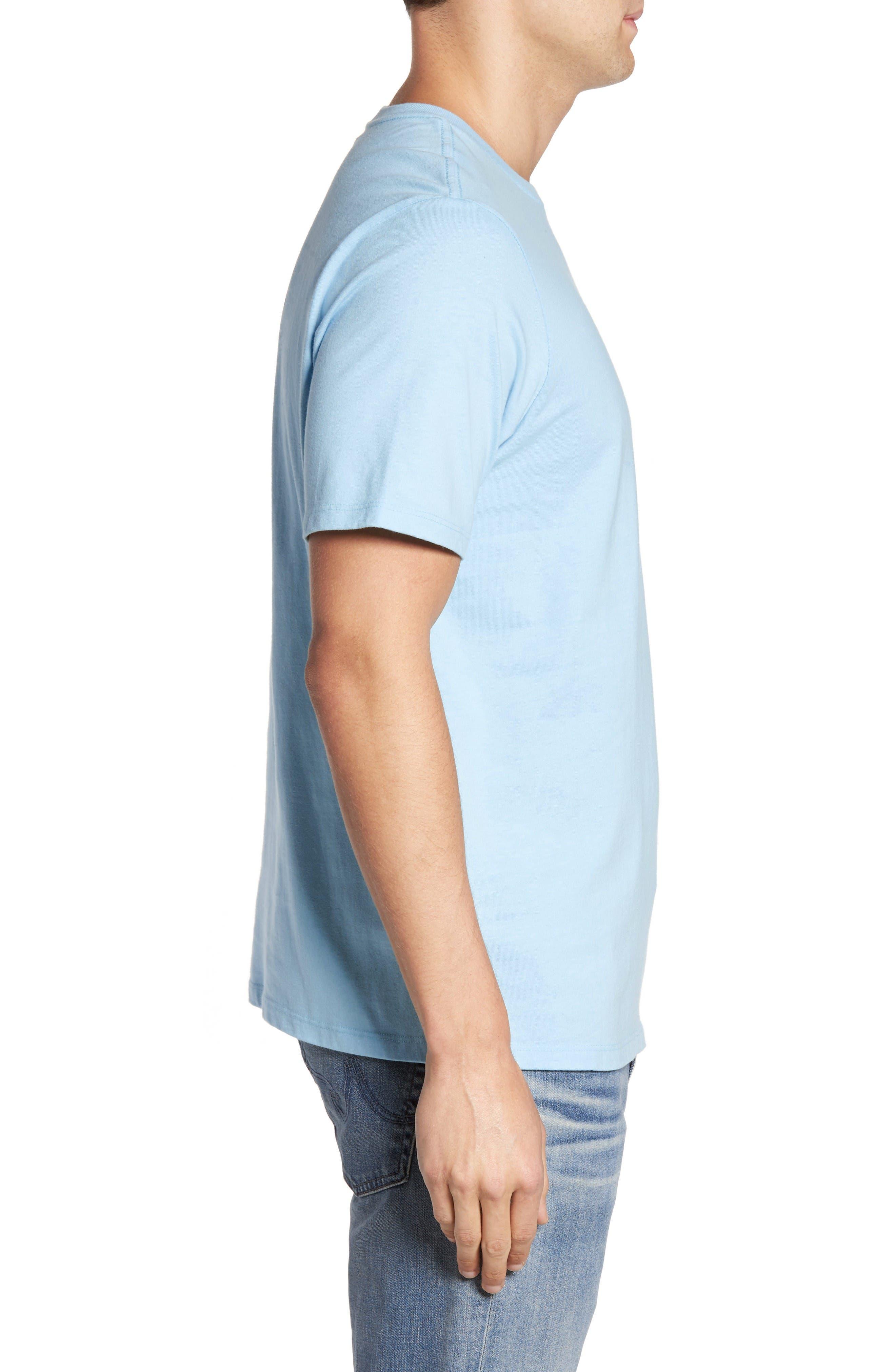 Mr. Ice Guy T-Shirt,                             Alternate thumbnail 3, color,                             Graceful Sea
