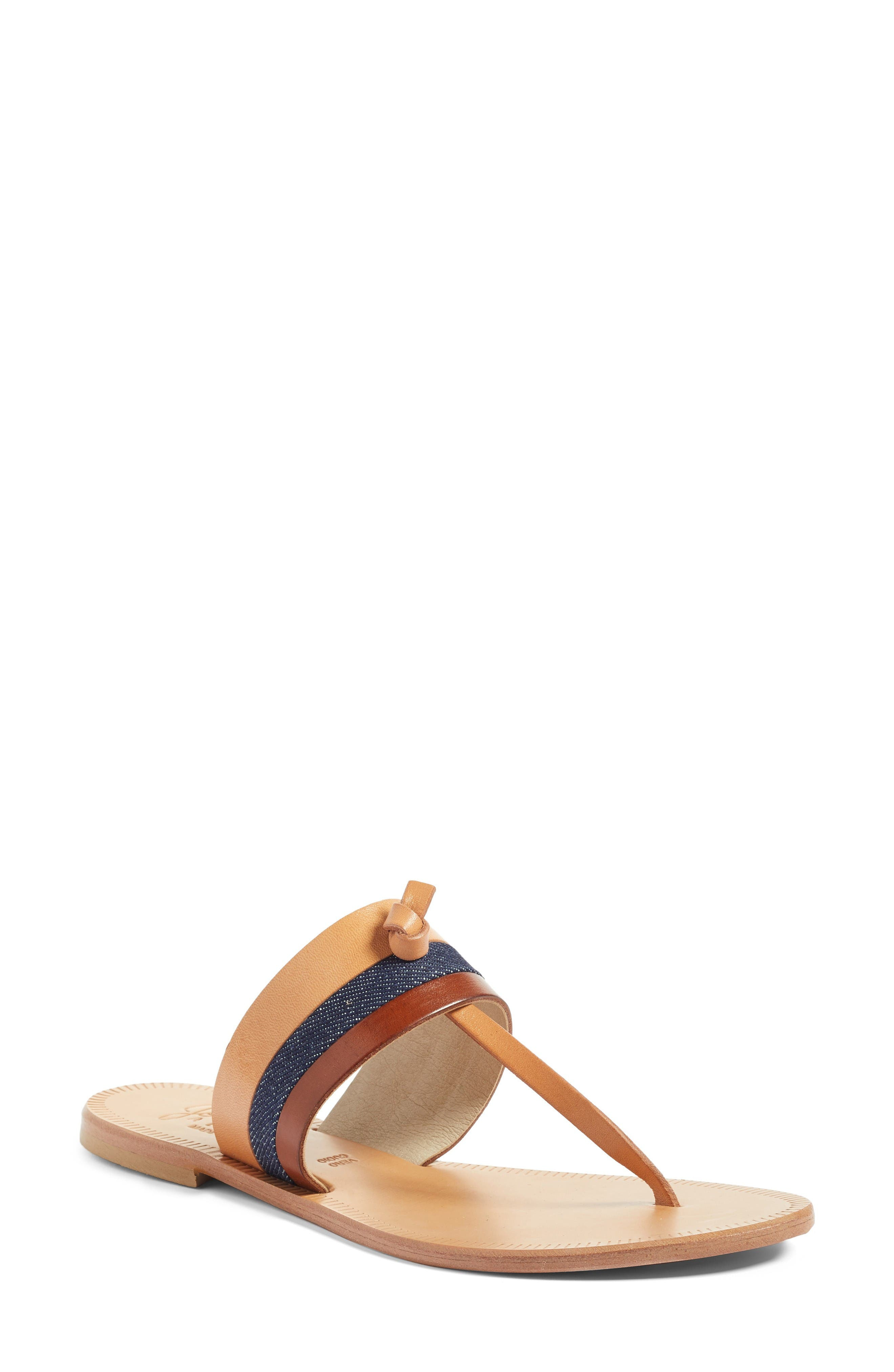 Alternate Image 1 Selected - Joie Naima Flip Flop (Women)