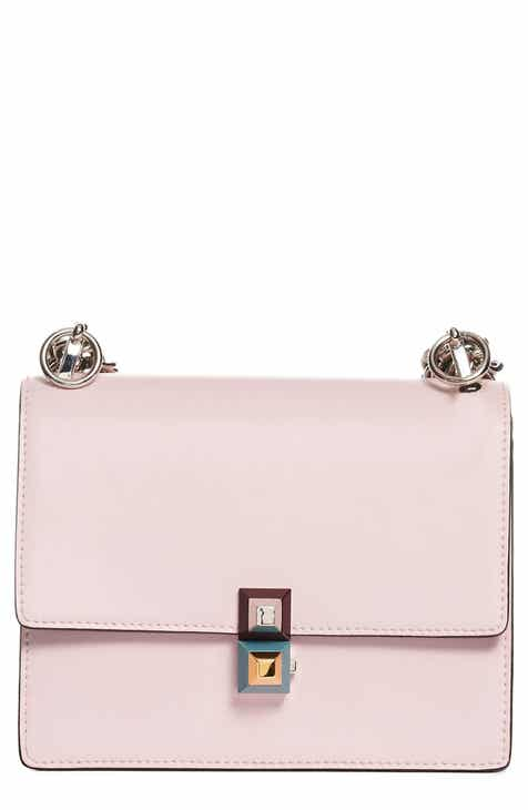 6995e26163 Fendi Women s Pink Handbags   Purses