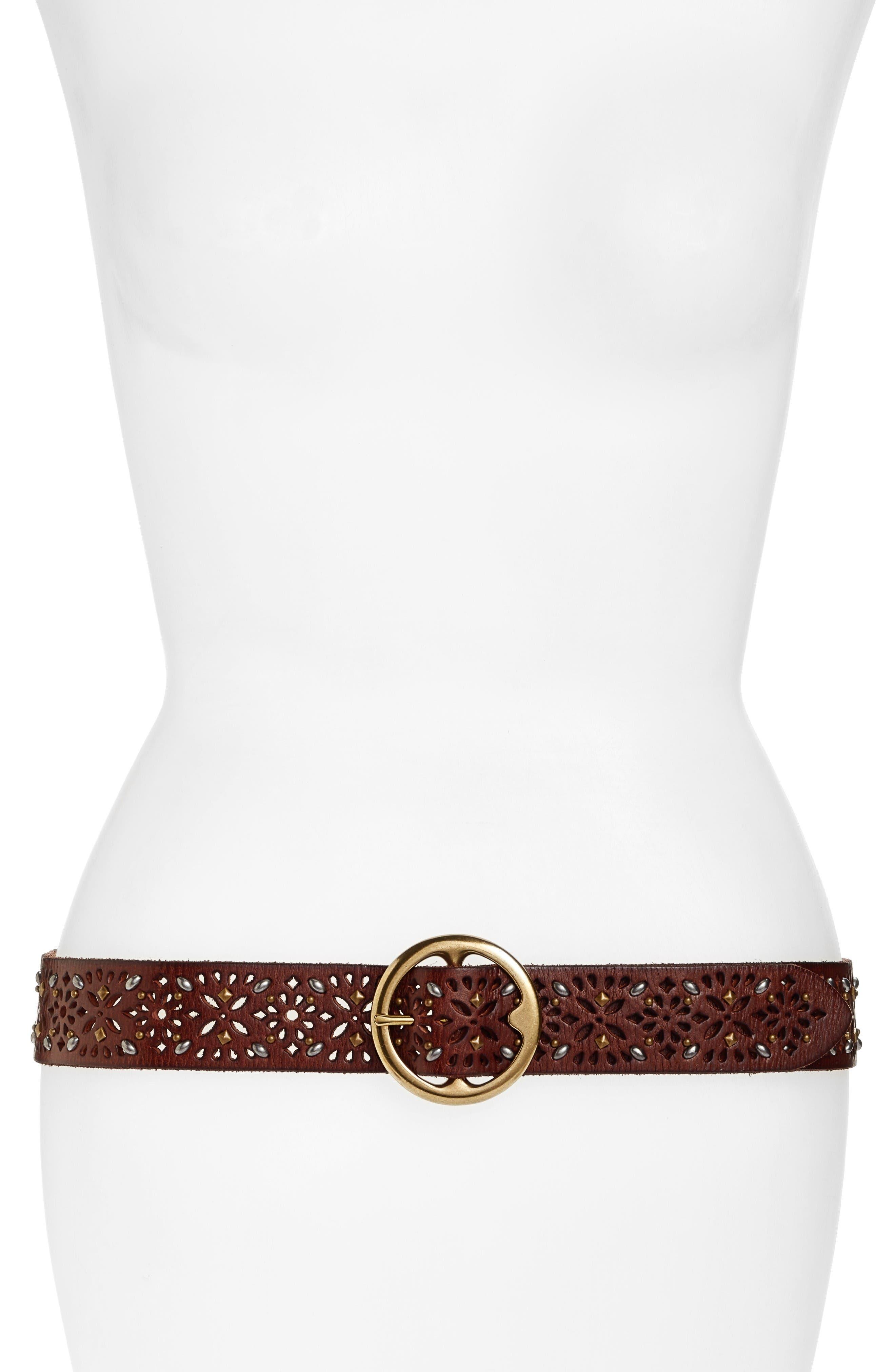 Treasure & Bond Embellished Belt