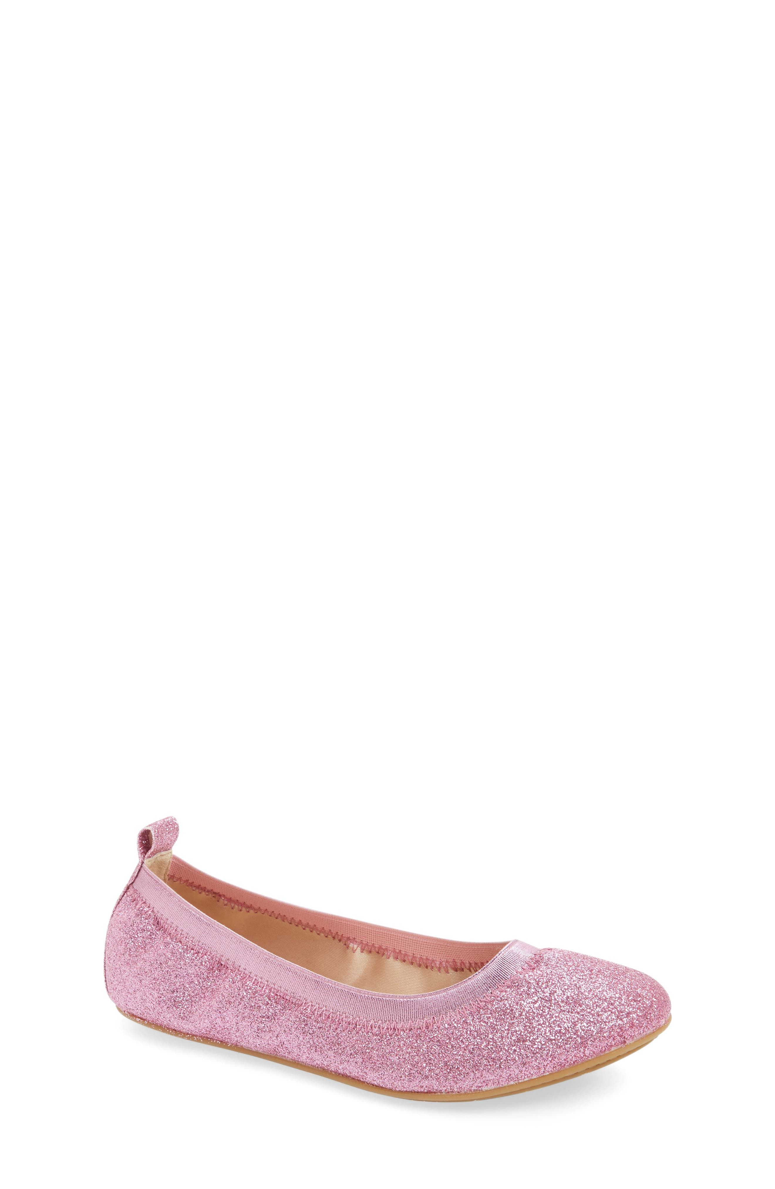 Yosi Samra Ballet Flat (Walker, Toddler, Little Kid & Big Kid)