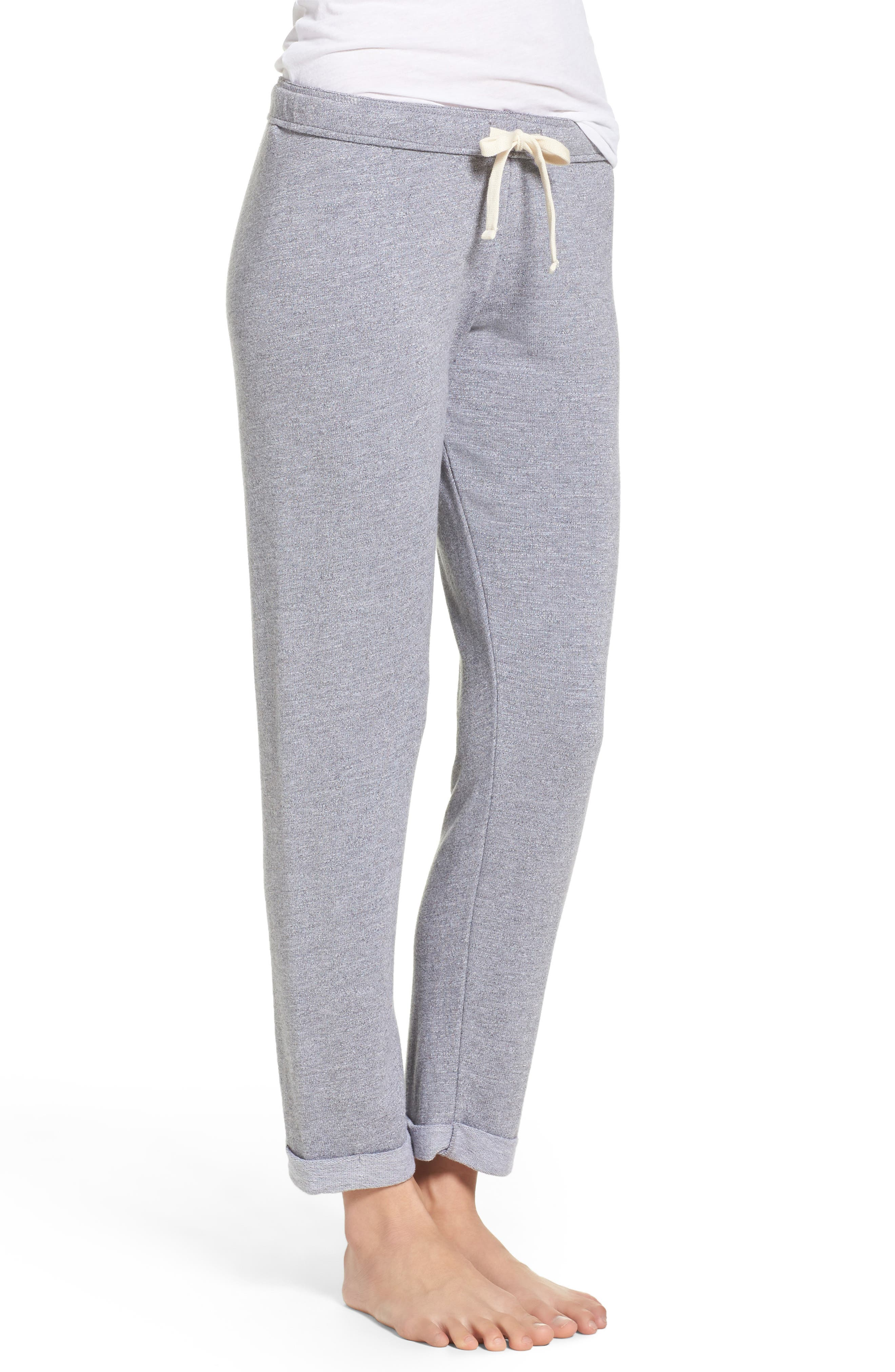 Alternate Image 3  - Monrow Boyfriend Lounge Sweatpants