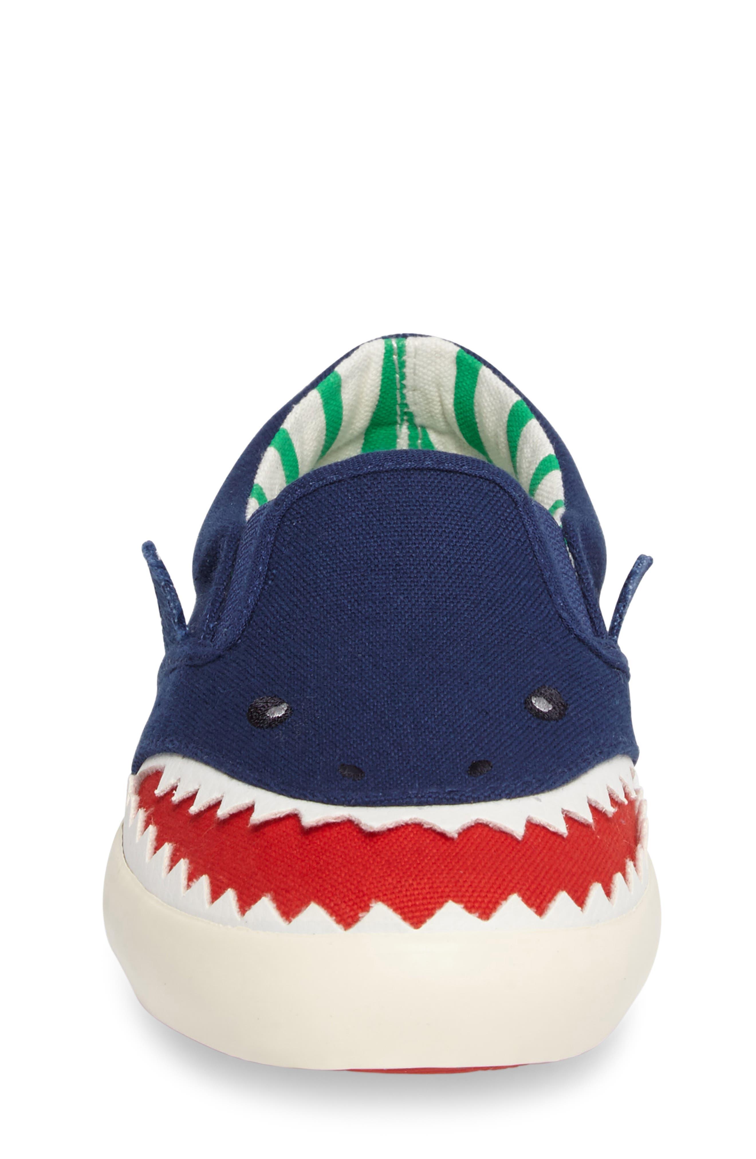 Alternate Image 4  - Mini Boden Slip-On Sneaker (Toddler, Little Kid & Big Kid)