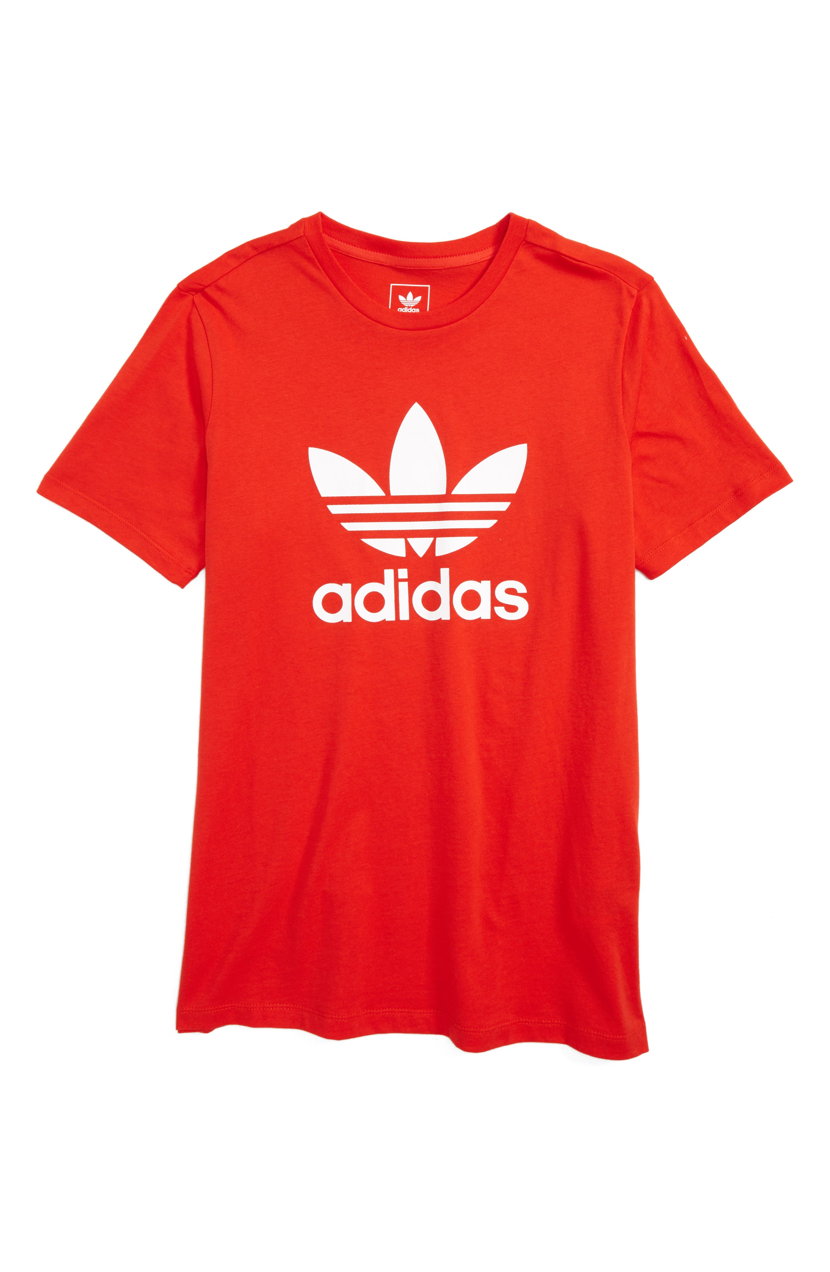 adidas Originals Logo Tee (Big Girls)