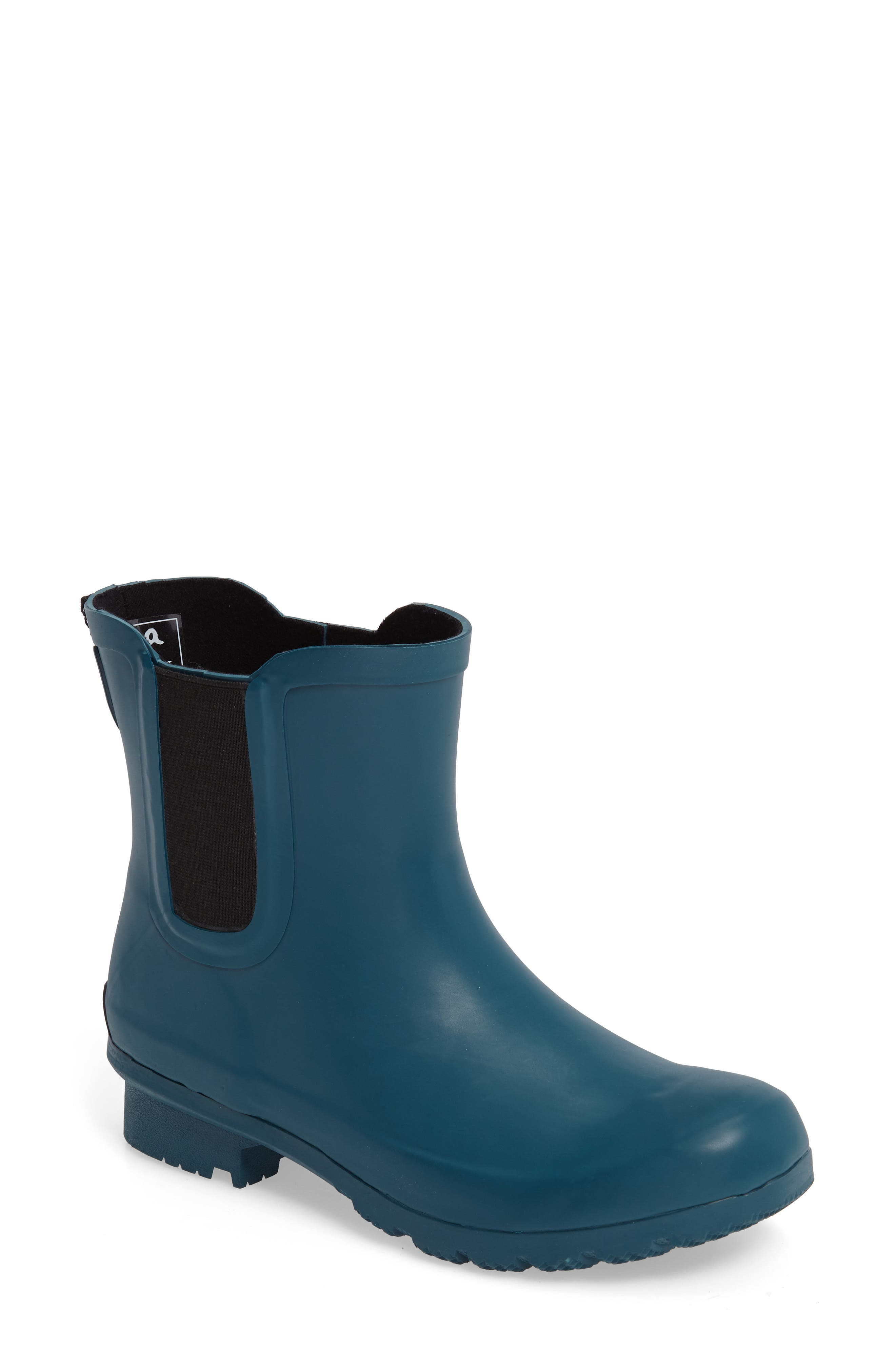 Alternate Image 1 Selected - roma Waterproof Chelsea Boot (Women)