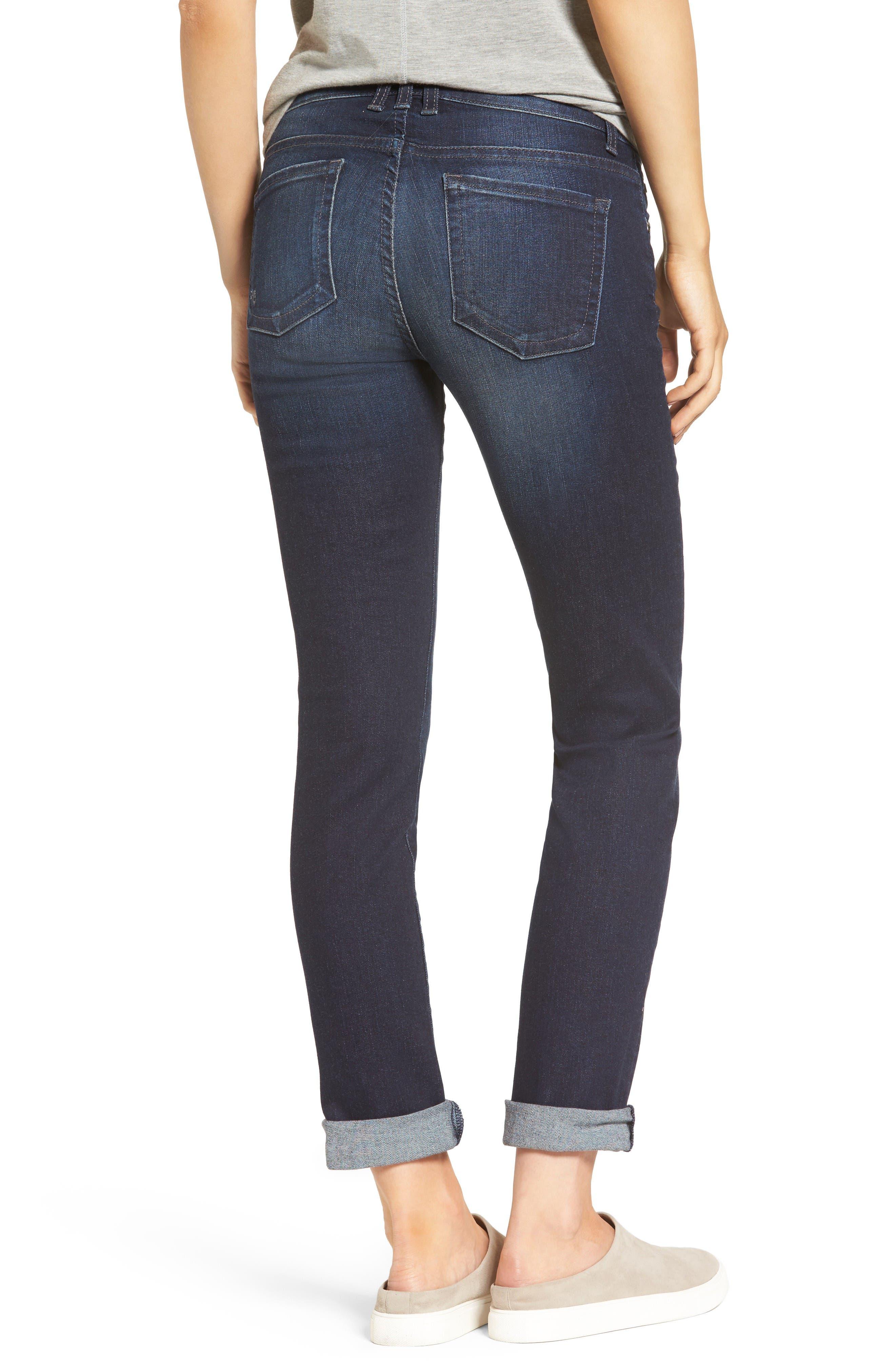 Alternate Image 3  - KUT from the Kloth Catherine Boyfriend Jeans (Regular & Petite) (Vogue)