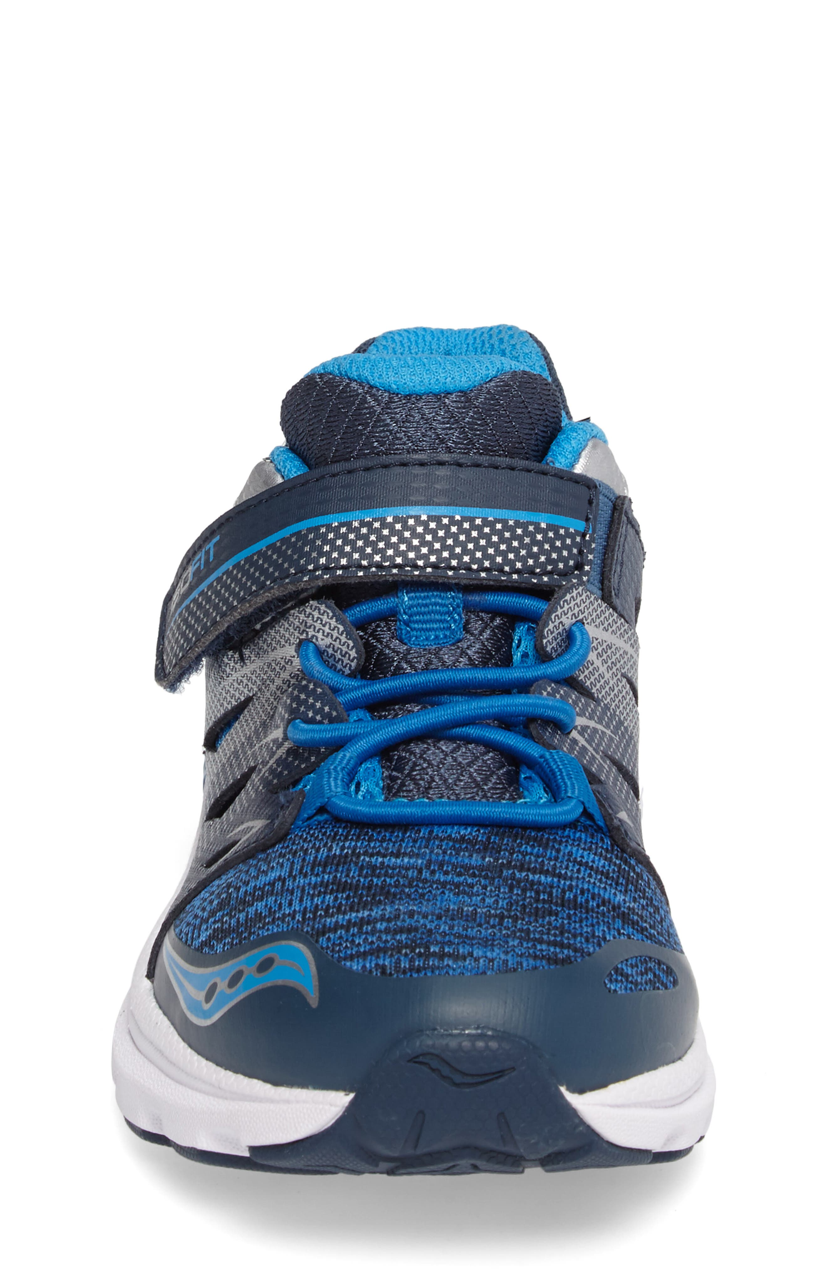 Zealot 2 A/C Sneaker,                             Alternate thumbnail 4, color,                             Royal/ Navy